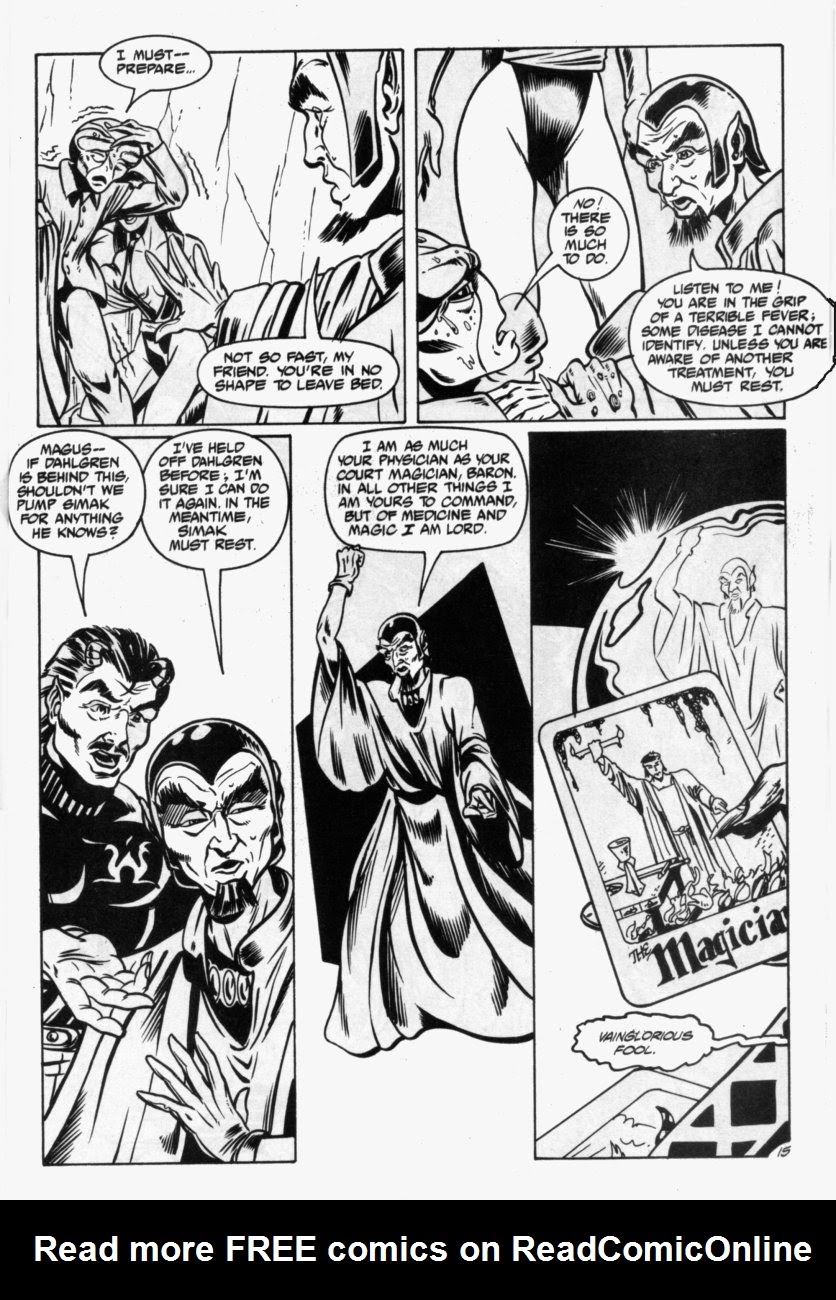 Ex-Mutants: The Shattered Earth Chronicles issue 7 - Page 16