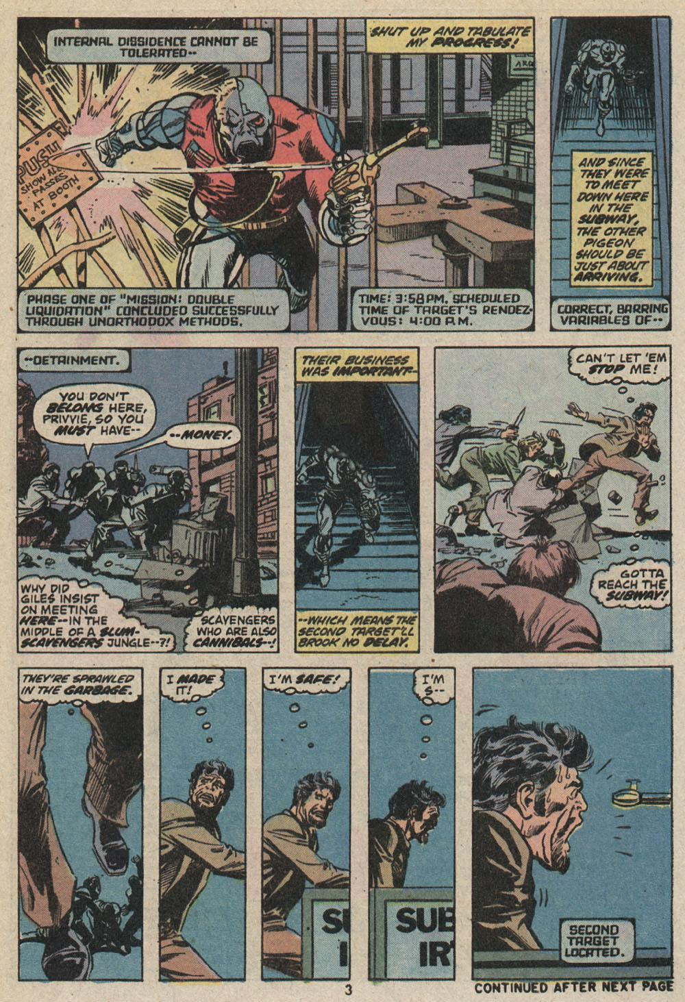 Read online Astonishing Tales (1970) comic -  Issue #25 - 4