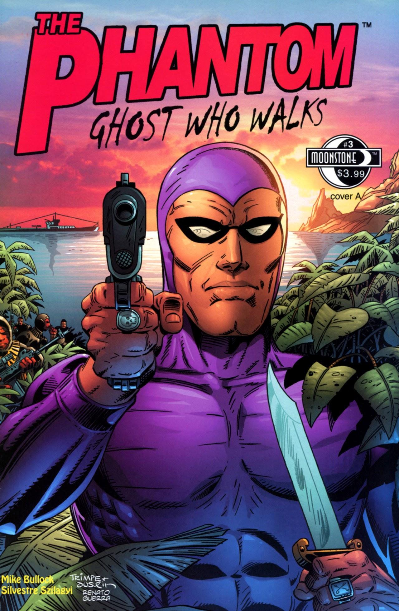 The Phantom: Ghost Who Walks (2009) 3 Page 1