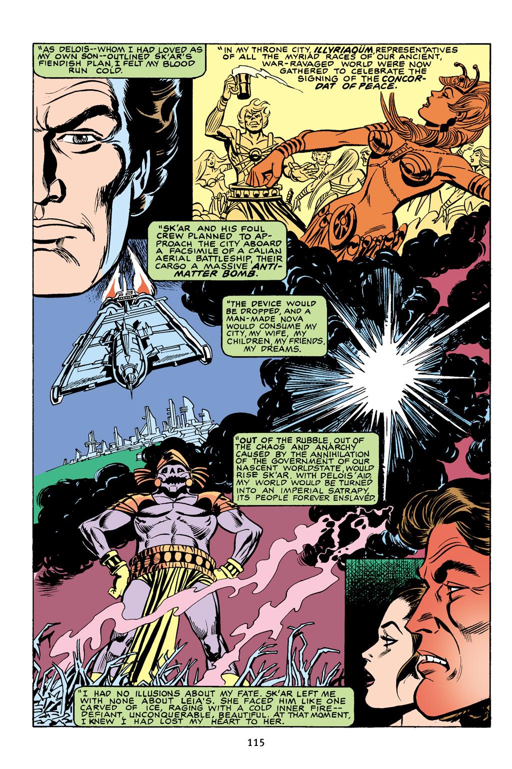 Read online Star Wars Omnibus comic -  Issue # Vol. 16 - 114