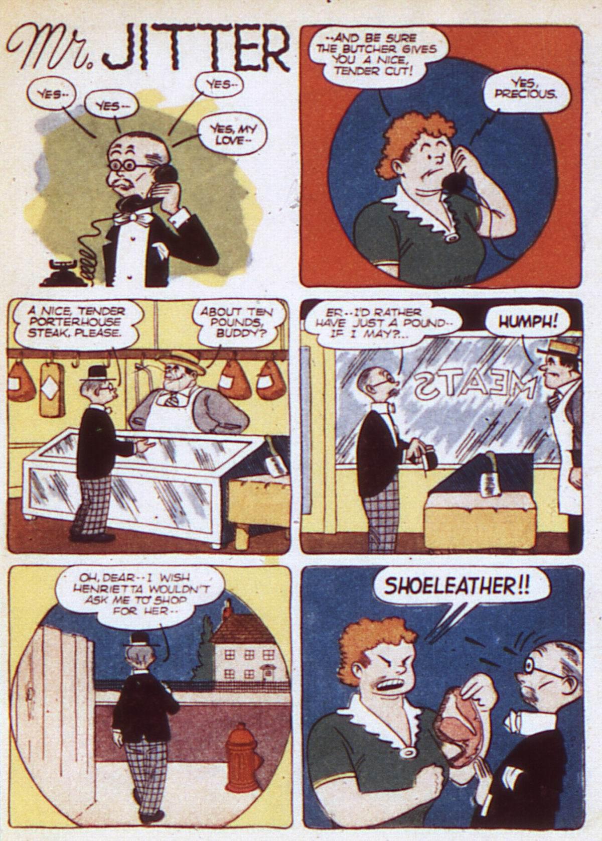 Read online Adventure Comics (1938) comic -  Issue #84 - 23