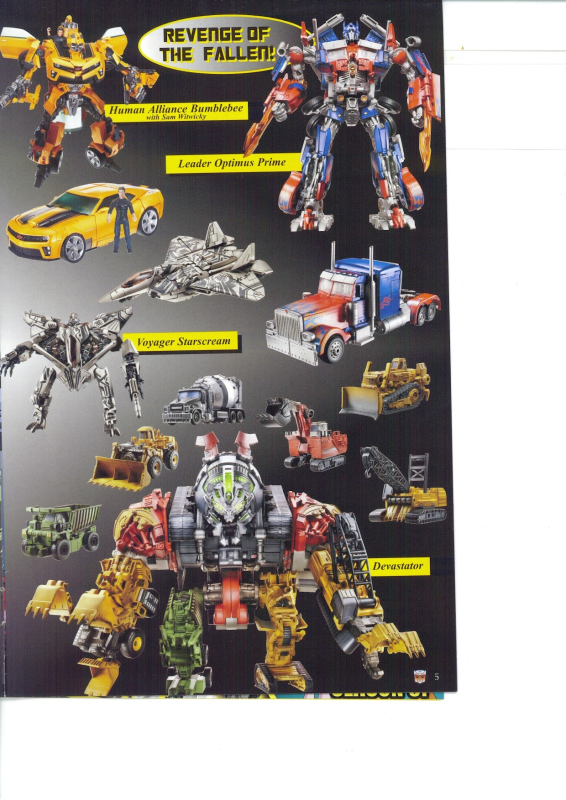 Read online Transformers: Collectors' Club comic -  Issue #26 - 5