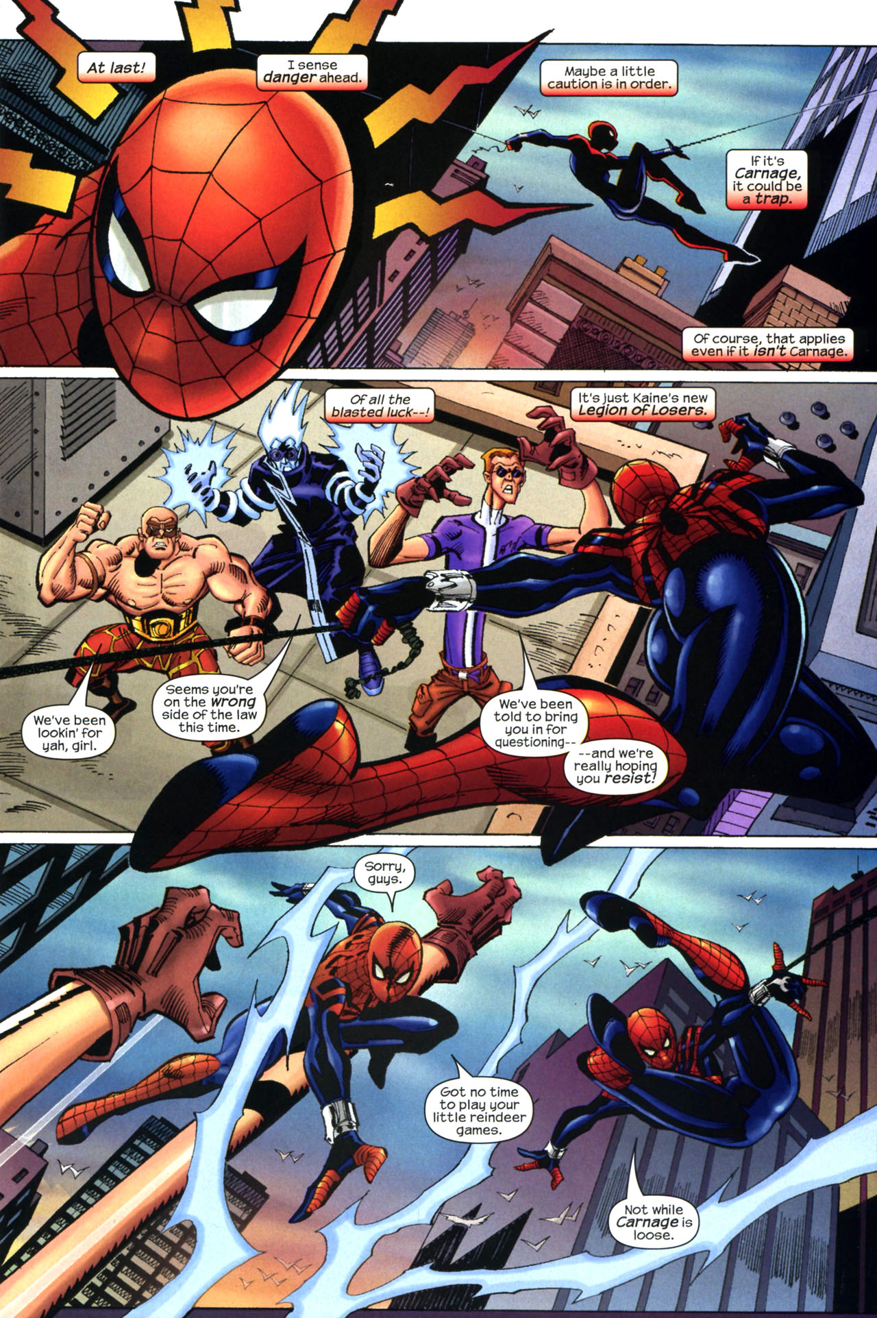Read online Amazing Spider-Girl comic -  Issue #11 - 7