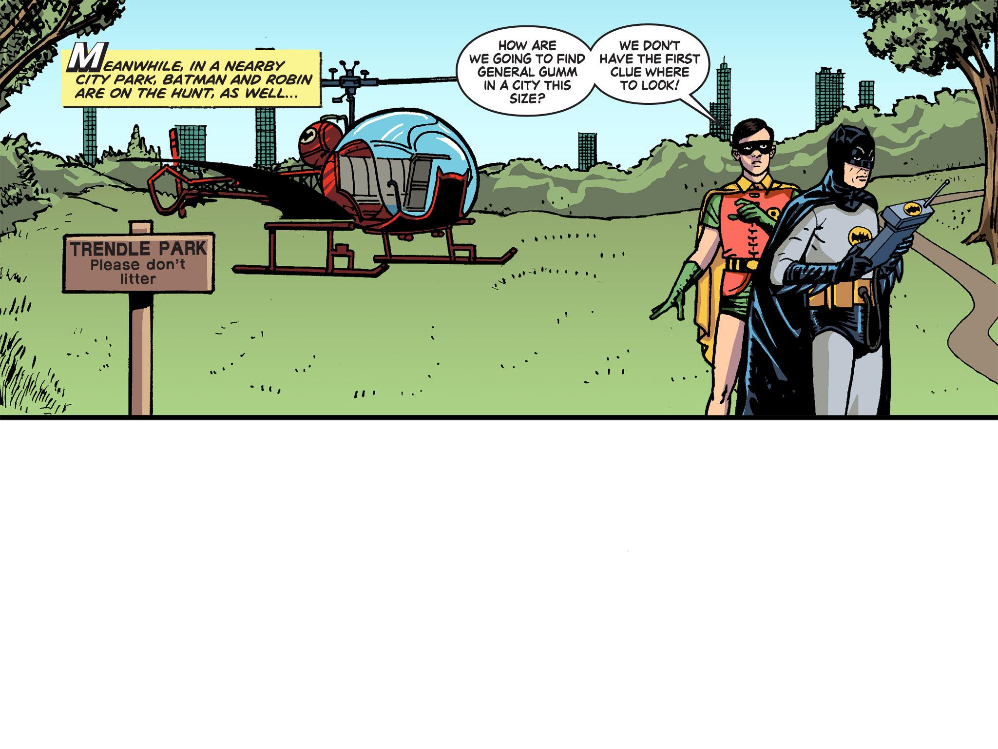 Read online Batman '66 Meets the Green Hornet [II] comic -  Issue #4 - 62