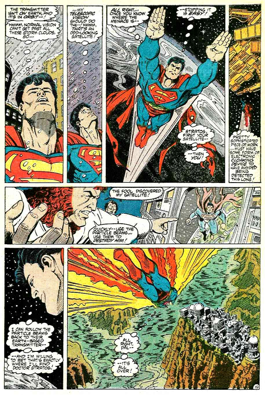 Read online Adventures of Superman (1987) comic -  Issue #431 - 19