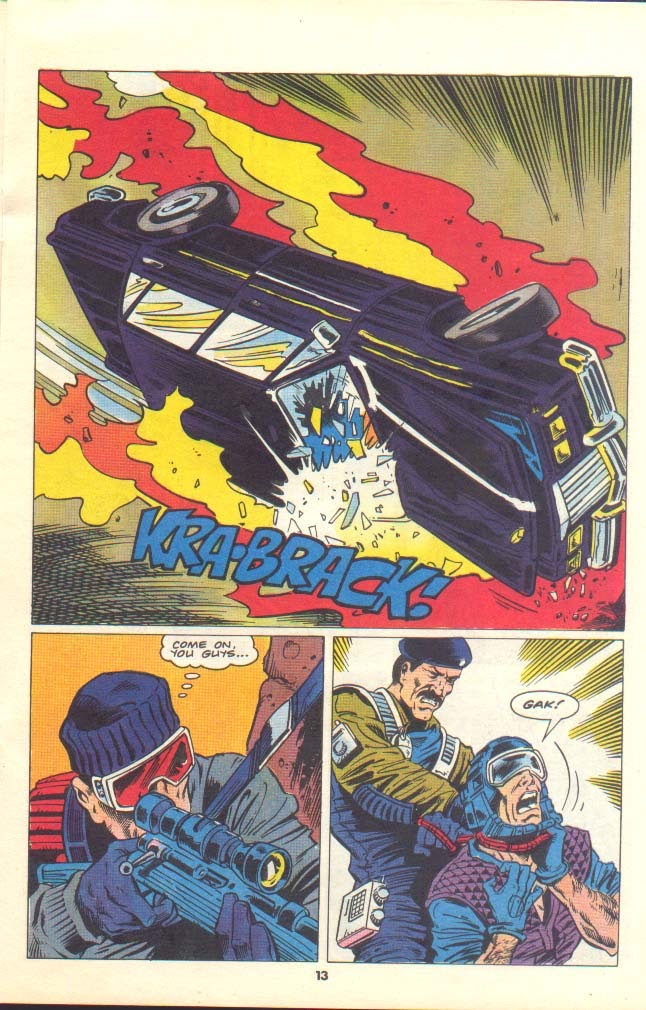 G.I. Joe European Missions issue 7 - Page 12