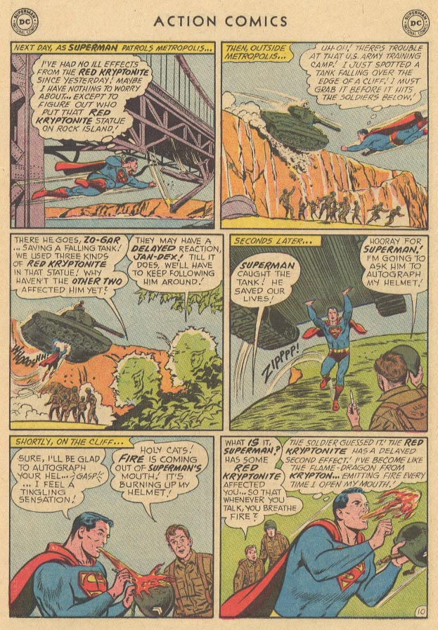 Read online Action Comics (1938) comic -  Issue #283 - 12