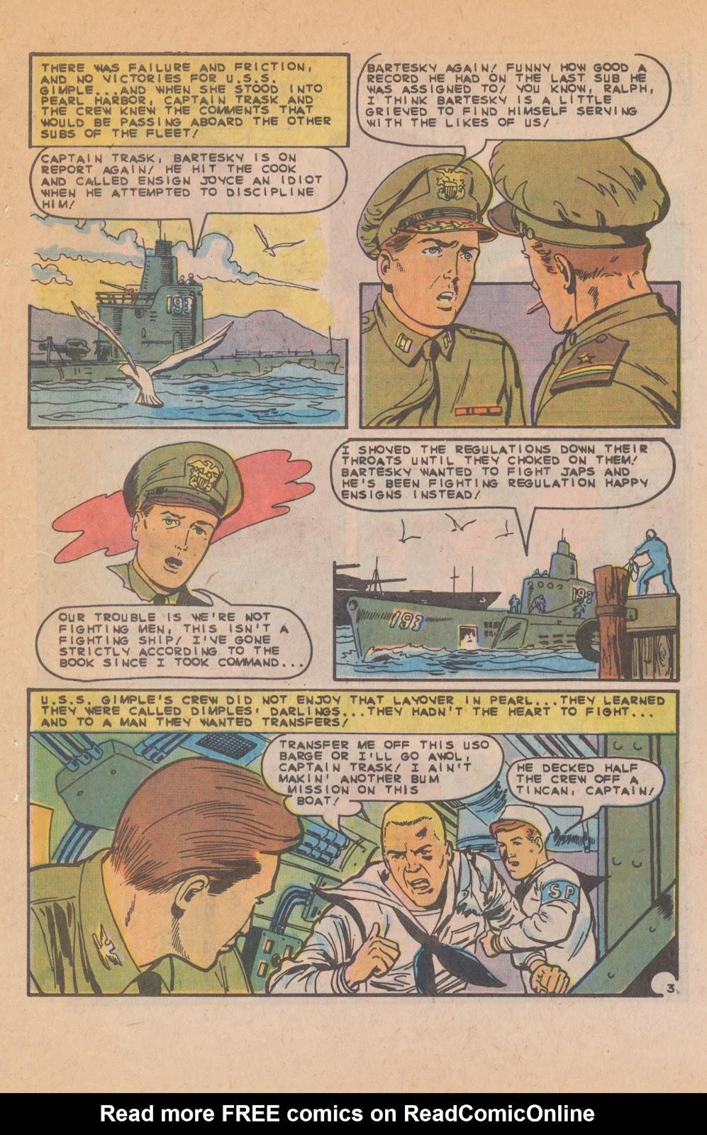 Read online Fightin' Navy comic -  Issue #132 - 5