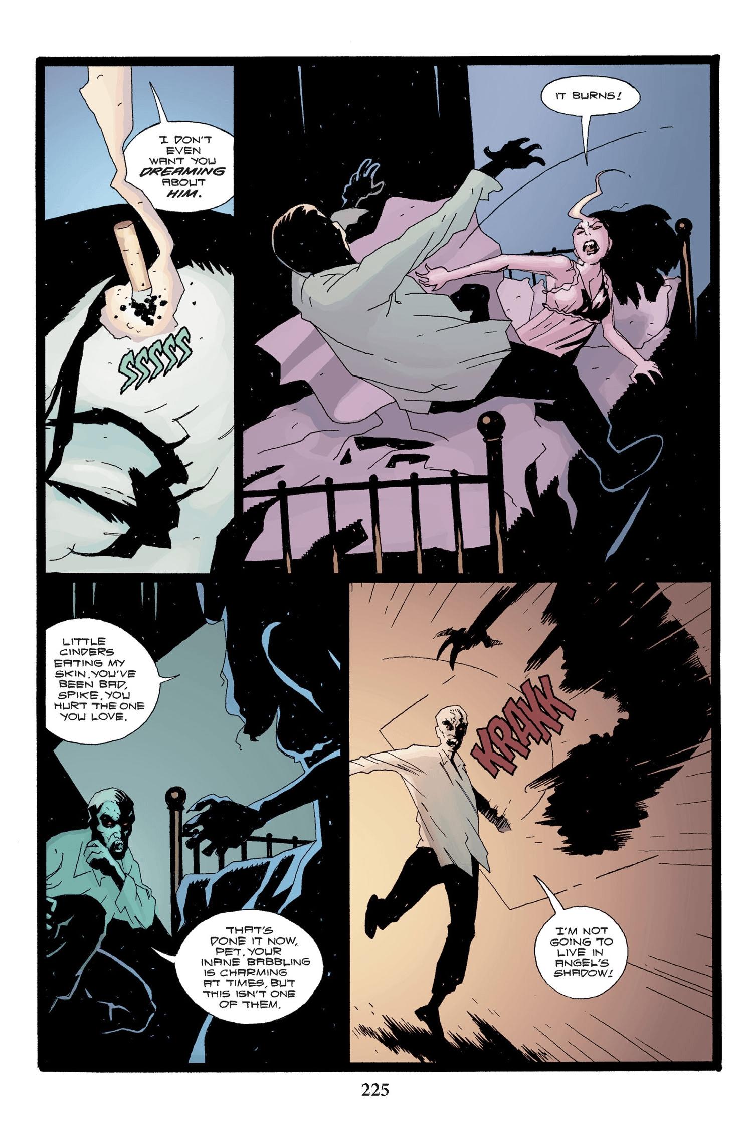 Read online Buffy the Vampire Slayer: Omnibus comic -  Issue # TPB 2 - 218