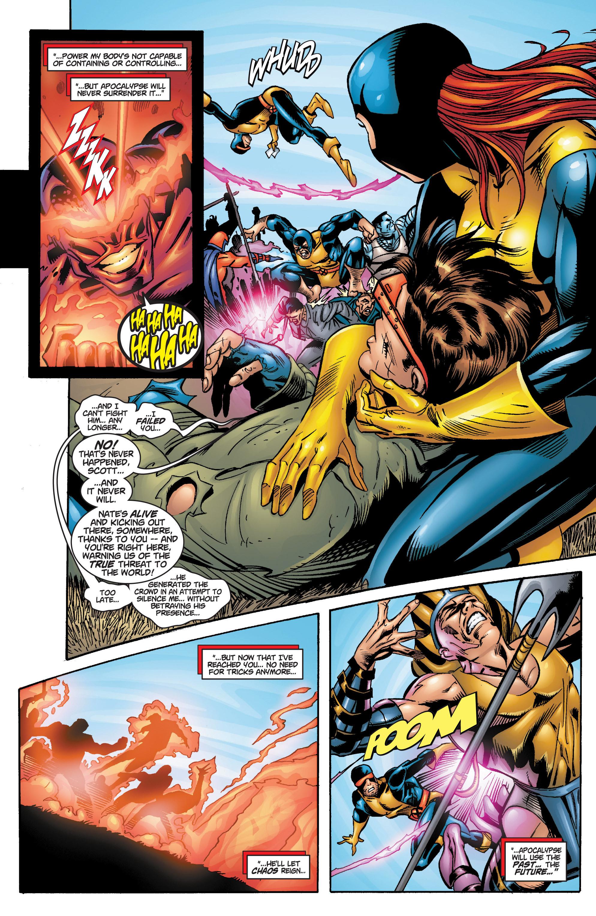 Read online Uncanny X-Men (1963) comic -  Issue #378 - 17