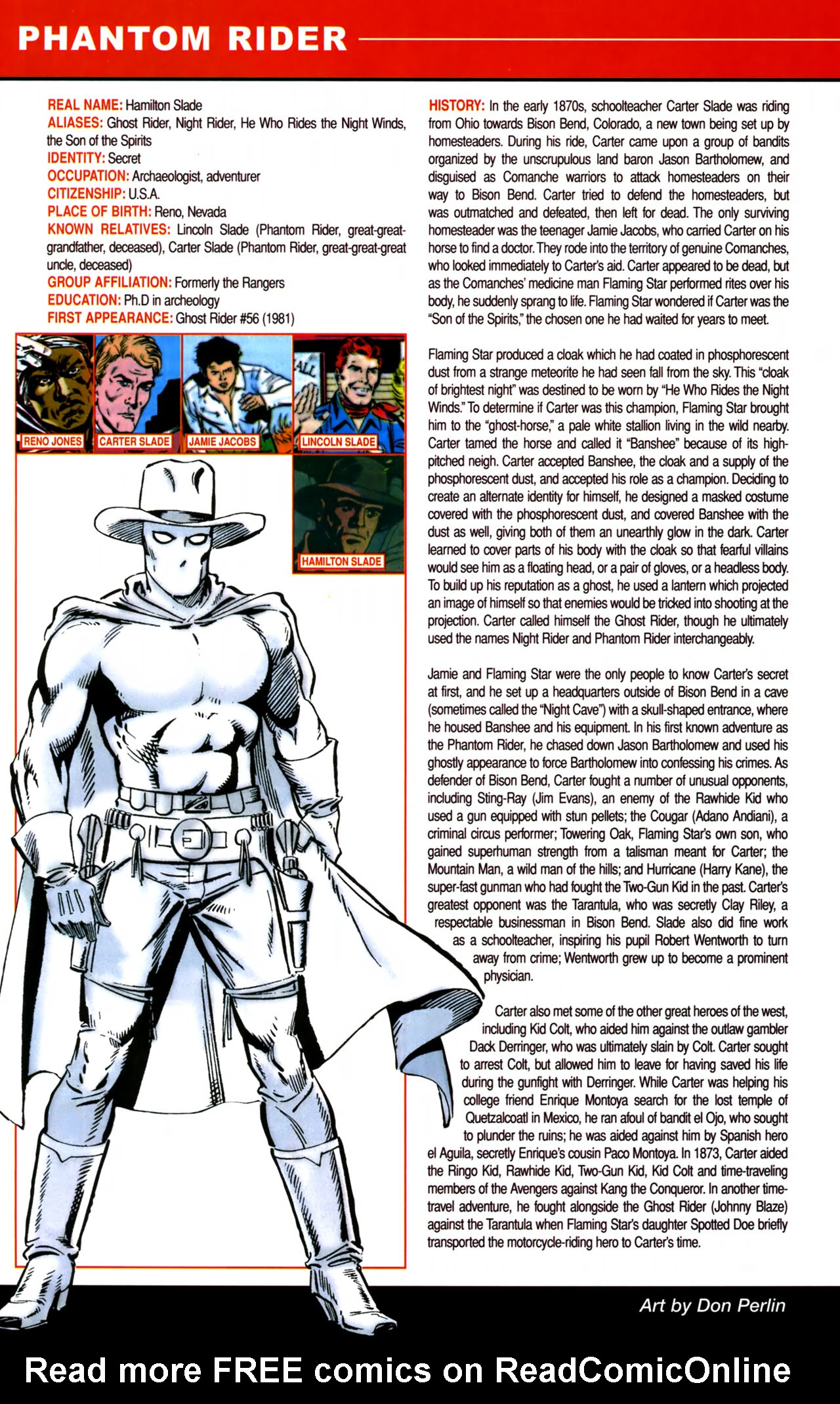 Read online All-New Official Handbook of the Marvel Universe A to Z comic -  Issue #8 - 38
