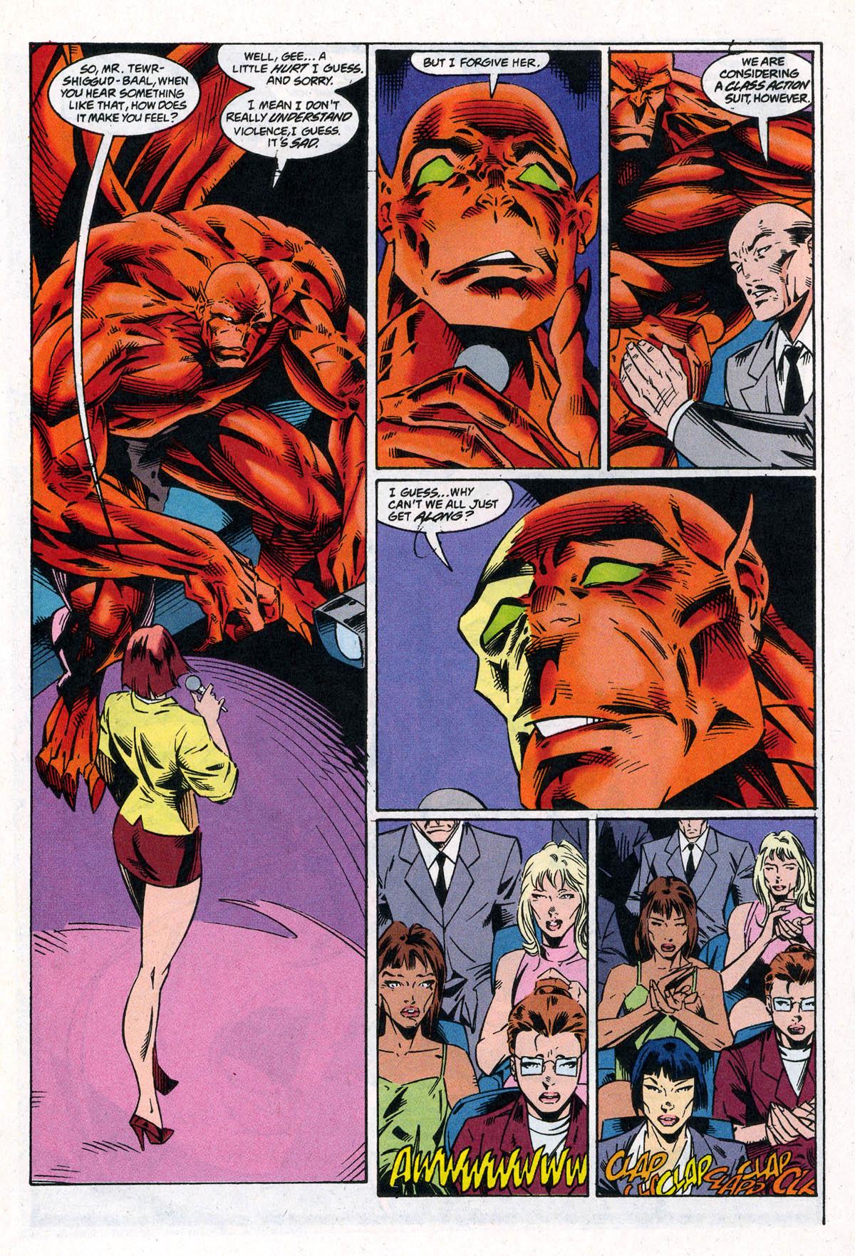 Read online Artemis: Requiem comic -  Issue #4 - 20