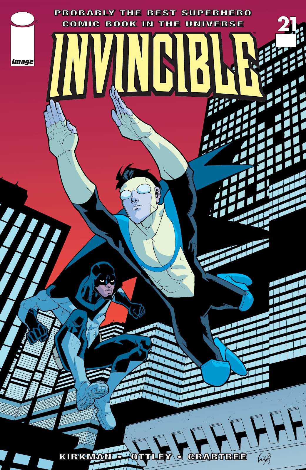 Invincible (2003) 21 Page 1