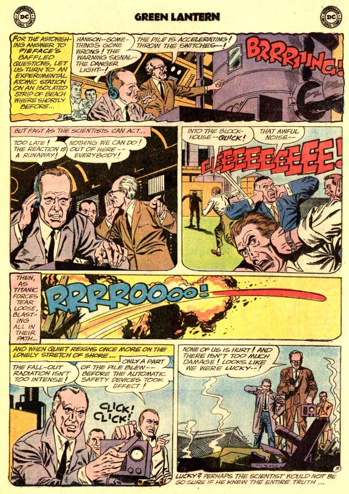 Green Lantern (1960) Issue #24 #27 - English 5