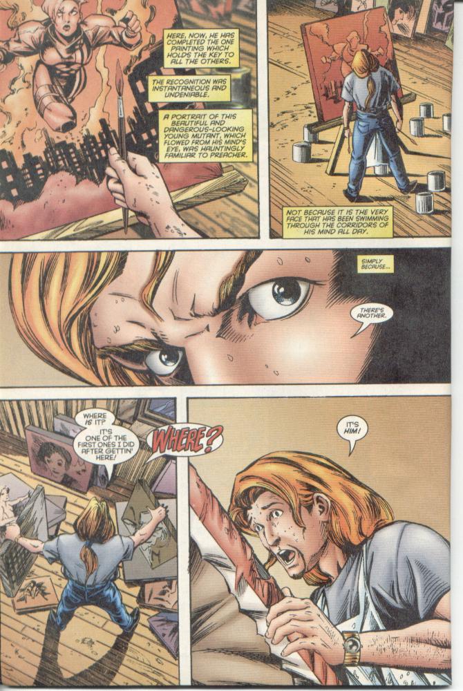 Read online Uncanny X-Men (1963) comic -  Issue # _Annual 1996 - 4
