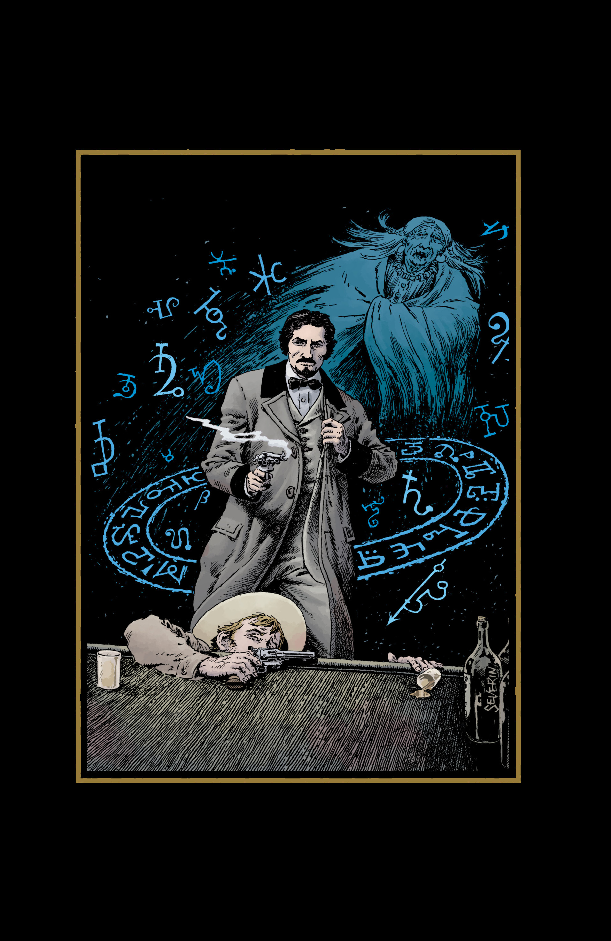 Read online Sir Edward Grey, Witchfinder: Lost and Gone Forever comic -  Issue # TPB - 4