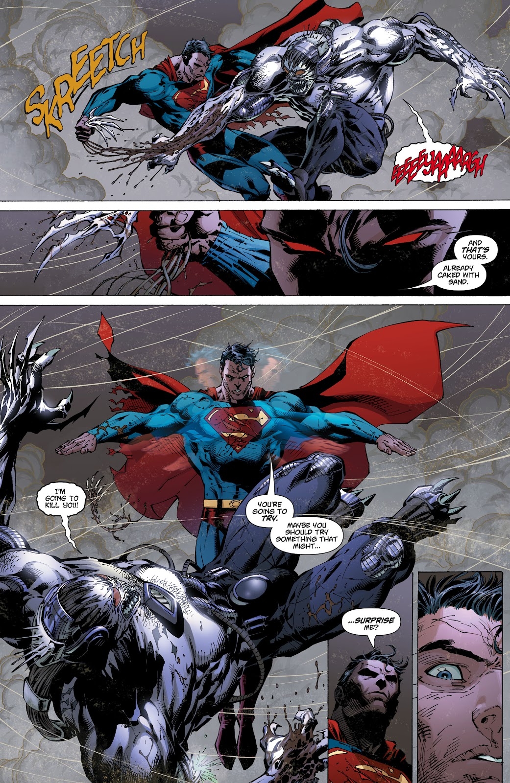 Read online Superman: For Tomorrow comic -  Issue # TPB (Part 1) - 91