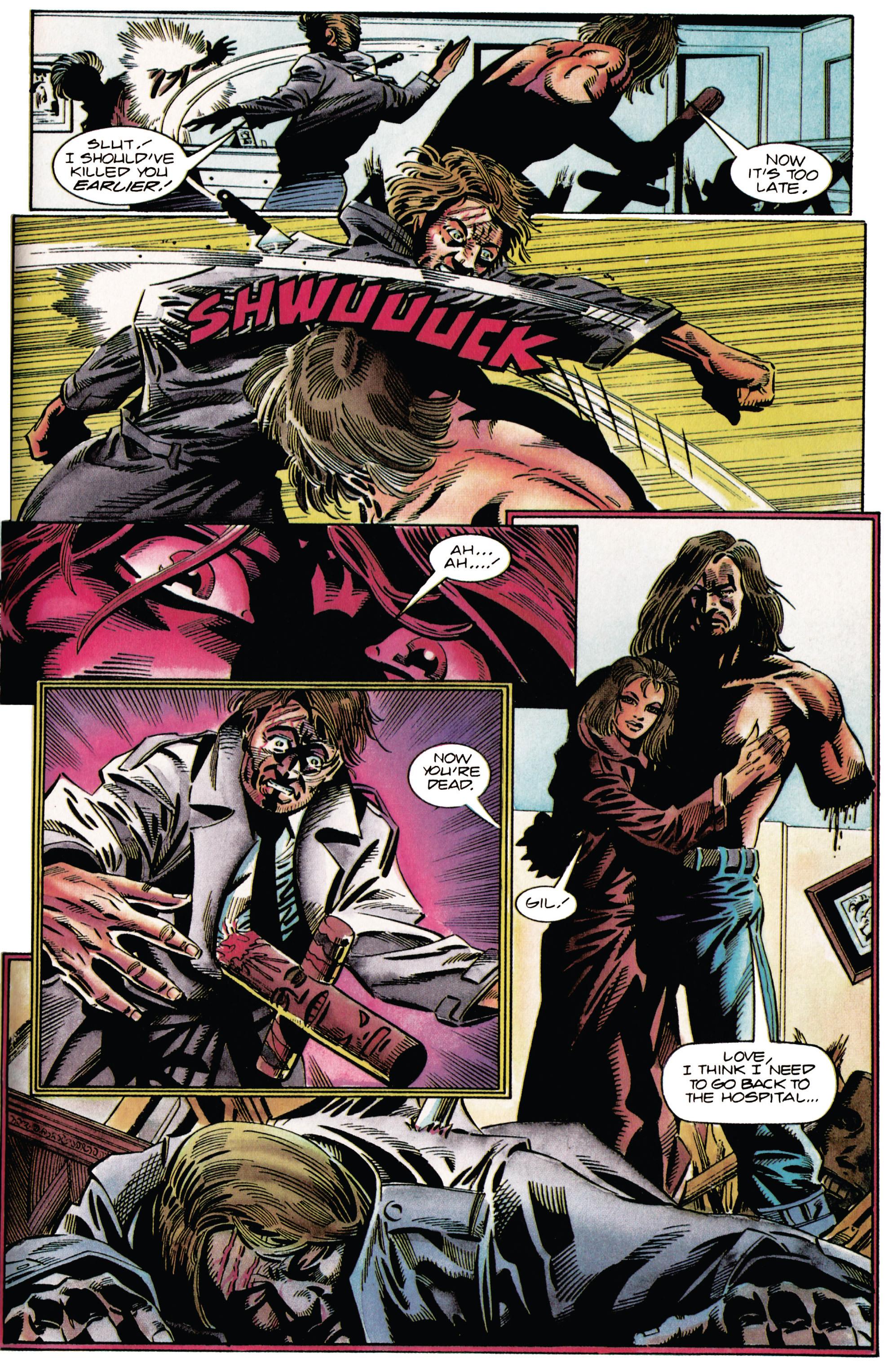 Read online Eternal Warrior (1992) comic -  Issue #35 - 21