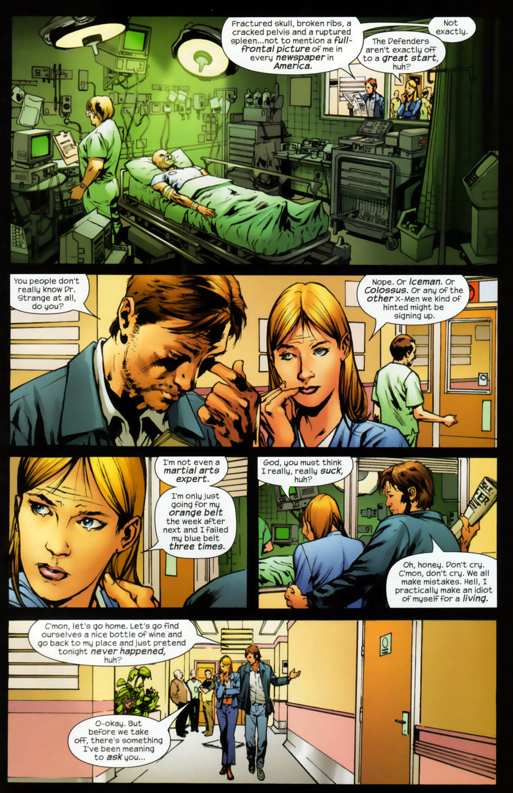 Read online Ultimates 2 comic -  Issue #6 - 21