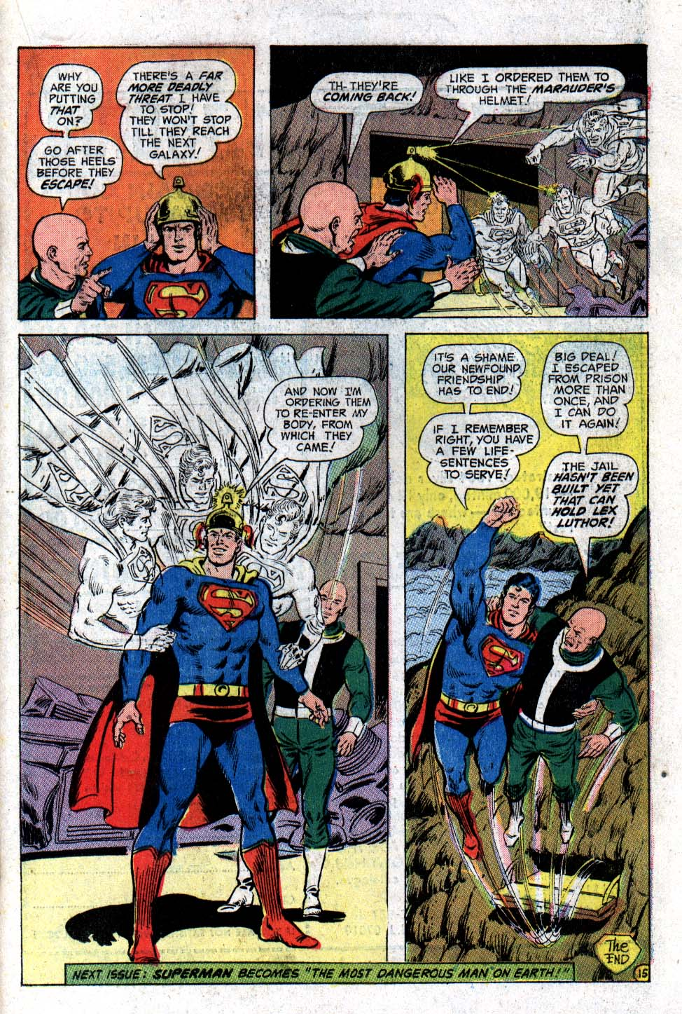 Read online Action Comics (1938) comic -  Issue #418 - 19