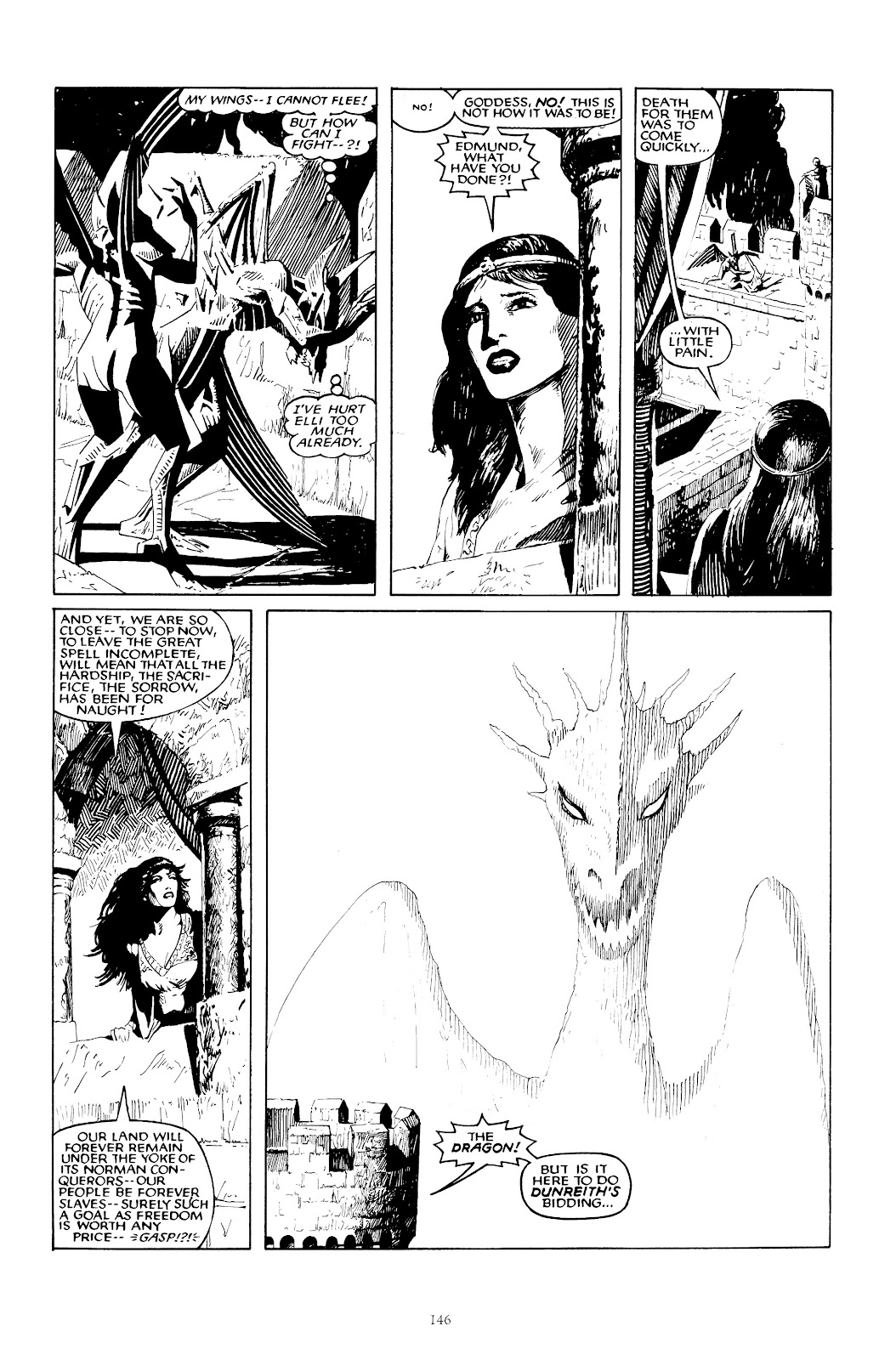 Read online The Black Dragon (2014) comic -  Issue # TPB (Part 2) - 47