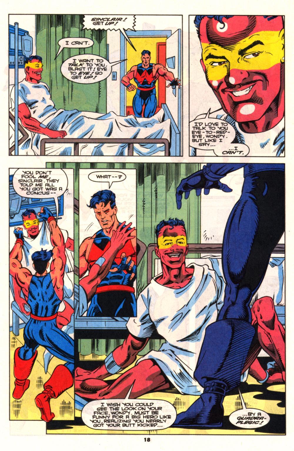 Read online Wonder Man (1991) comic -  Issue # _Annual 2 - 17