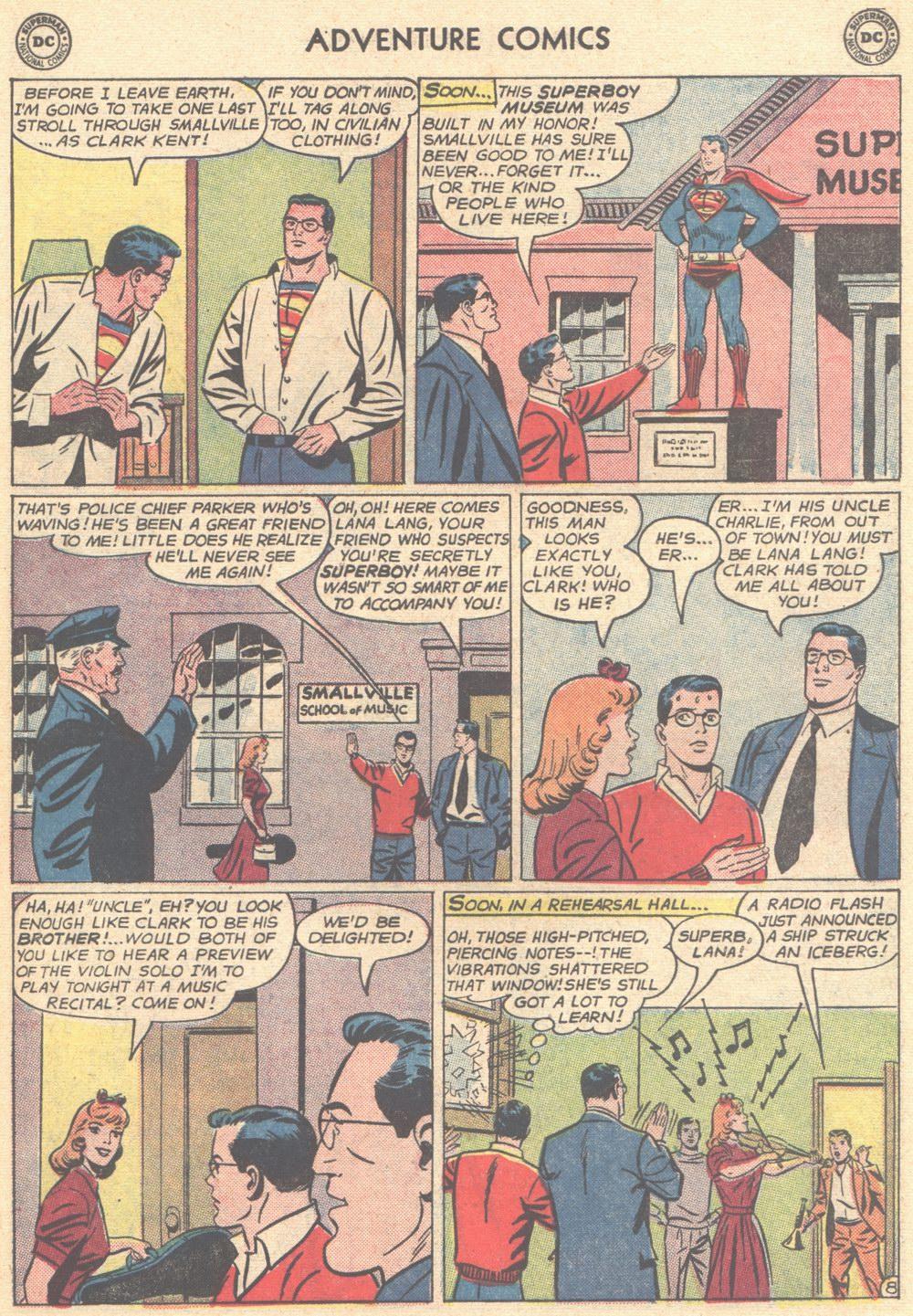 Read online Adventure Comics (1938) comic -  Issue #304 - 11