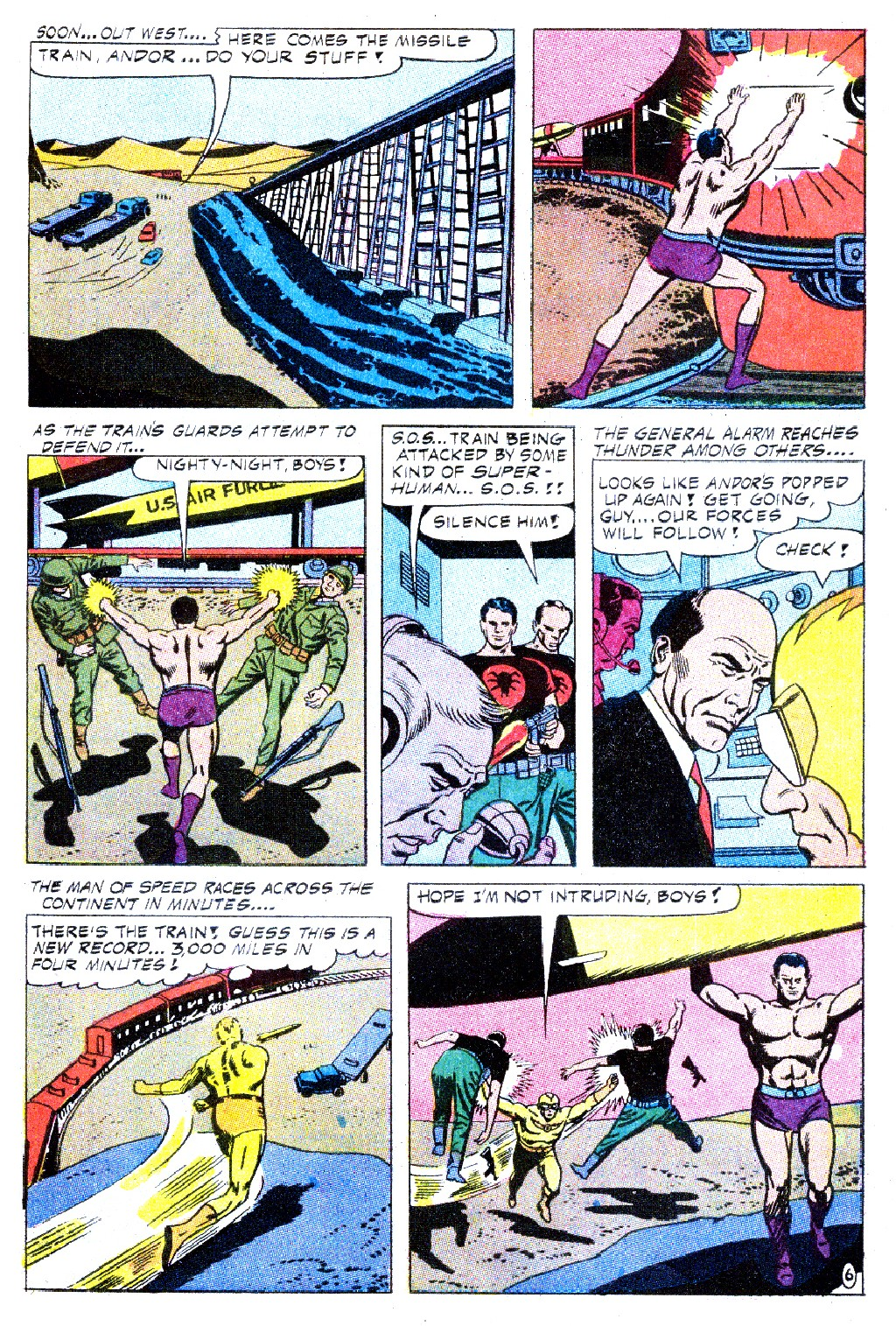 T.H.U.N.D.E.R. Agents (1965) issue 9 - Page 21