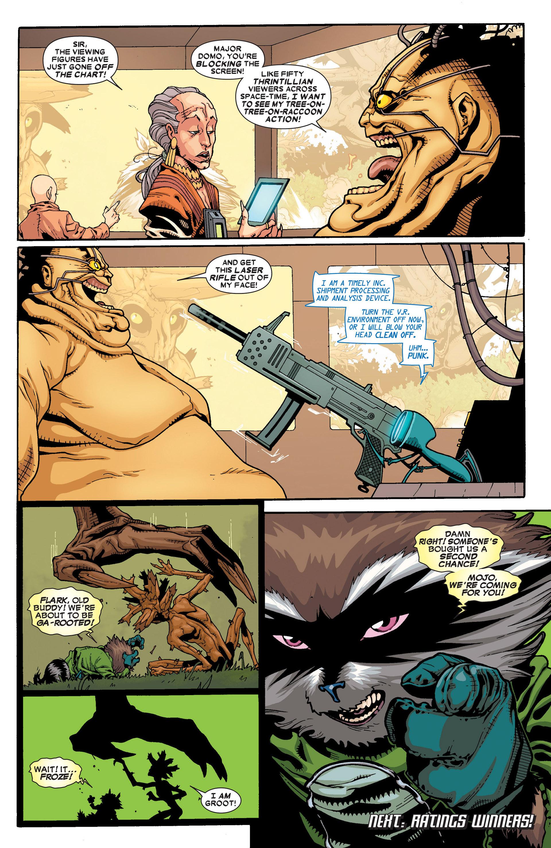 Read online Annihilators: Earthfall comic -  Issue #3 - 25