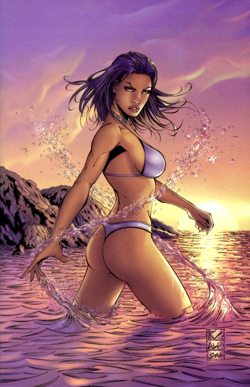 Read online Fathom Swimsuit Special comic -  Issue #2 - 24