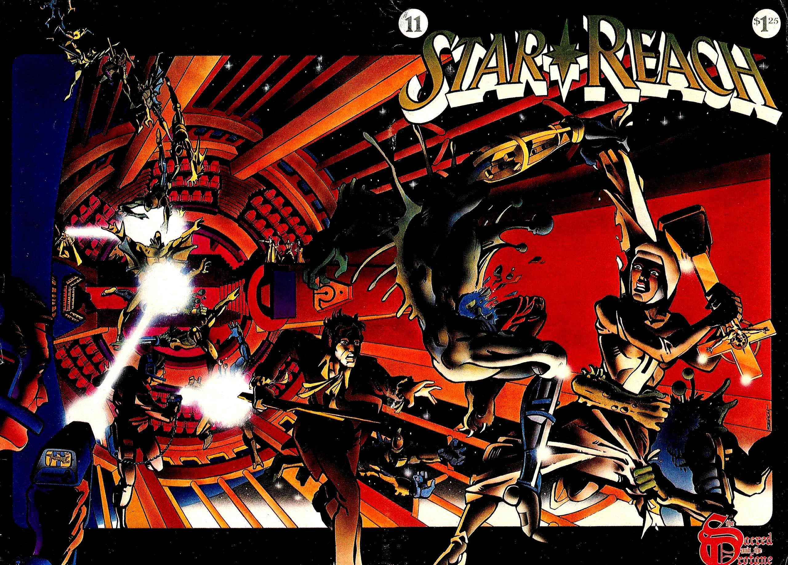 Read online Star*Reach comic -  Issue #11 - 1