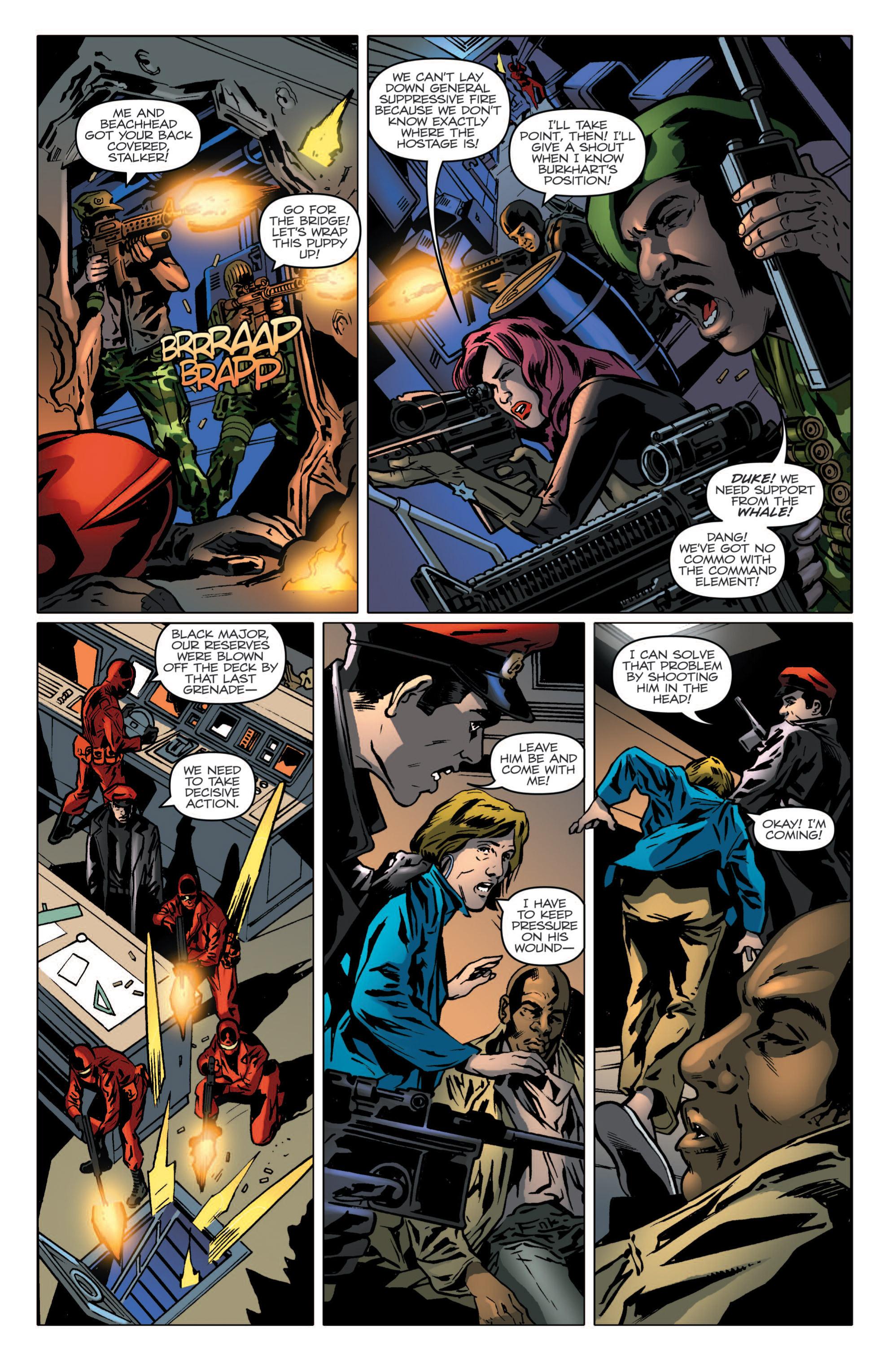 G.I. Joe: A Real American Hero 189 Page 15