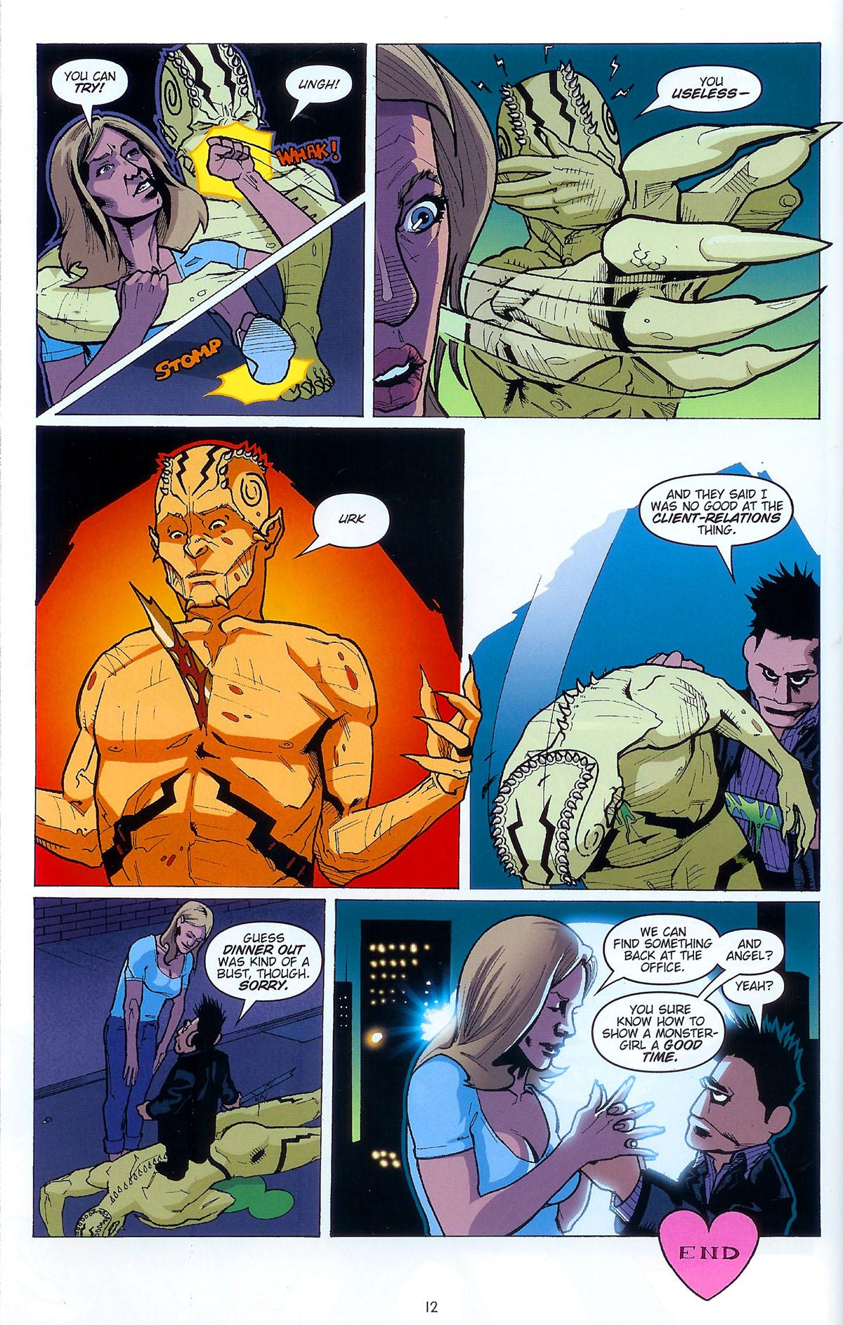 Read online Angel: Masks comic -  Issue # Full - 14