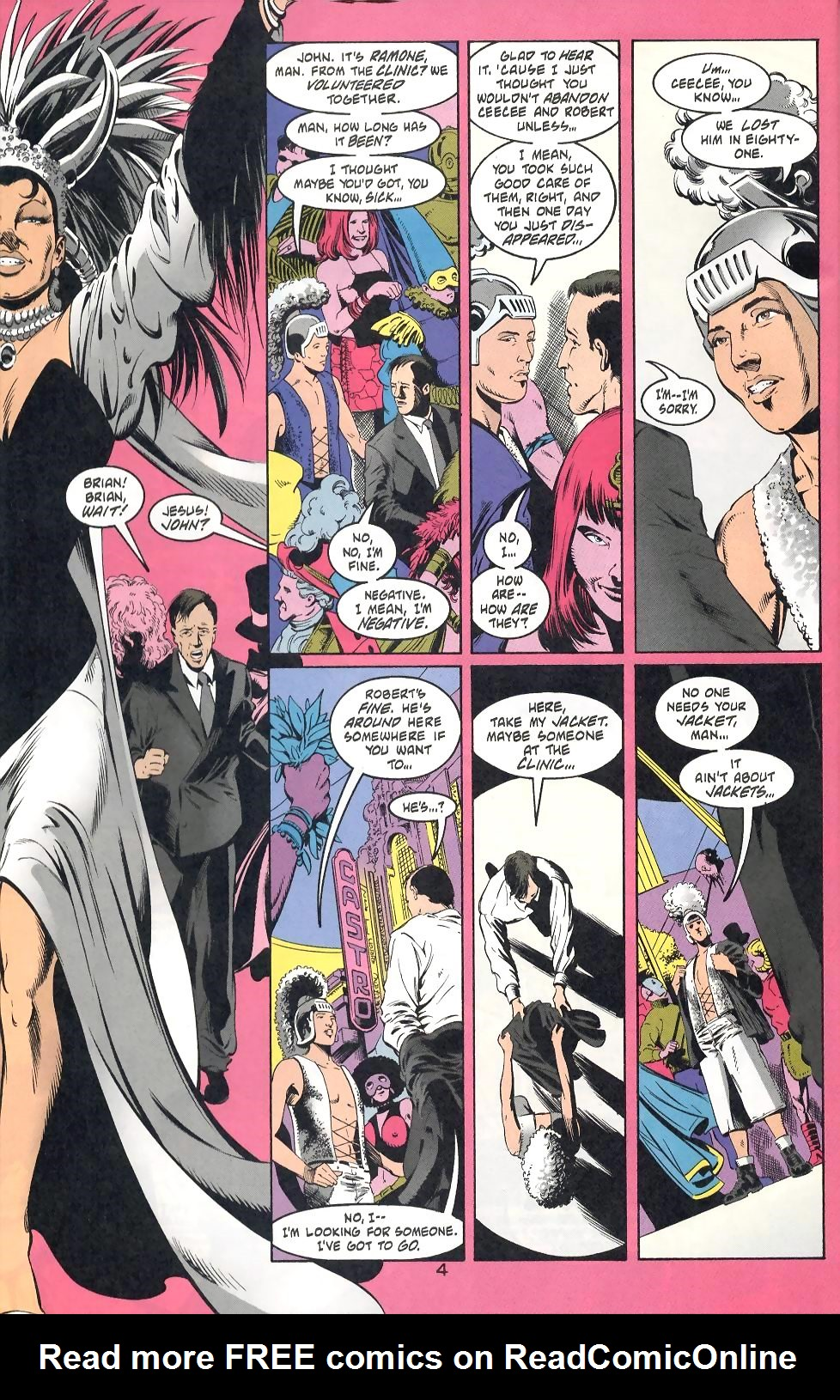Read online Flinch comic -  Issue #7 - 5