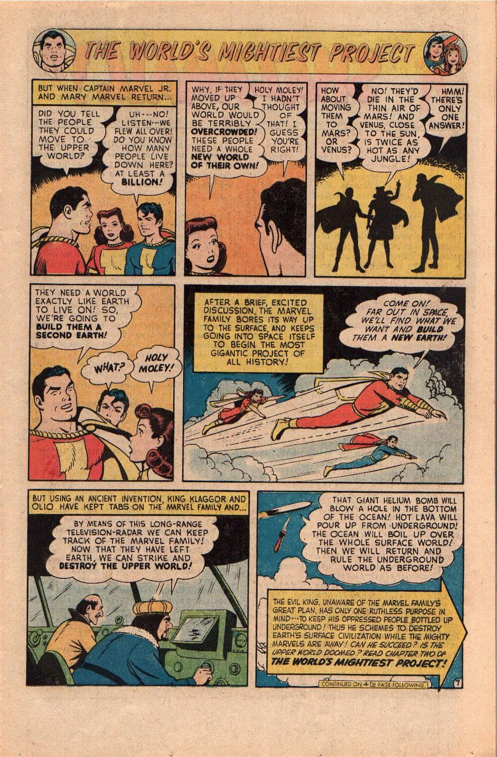 Read online Shazam! (1973) comic -  Issue #23 - 11