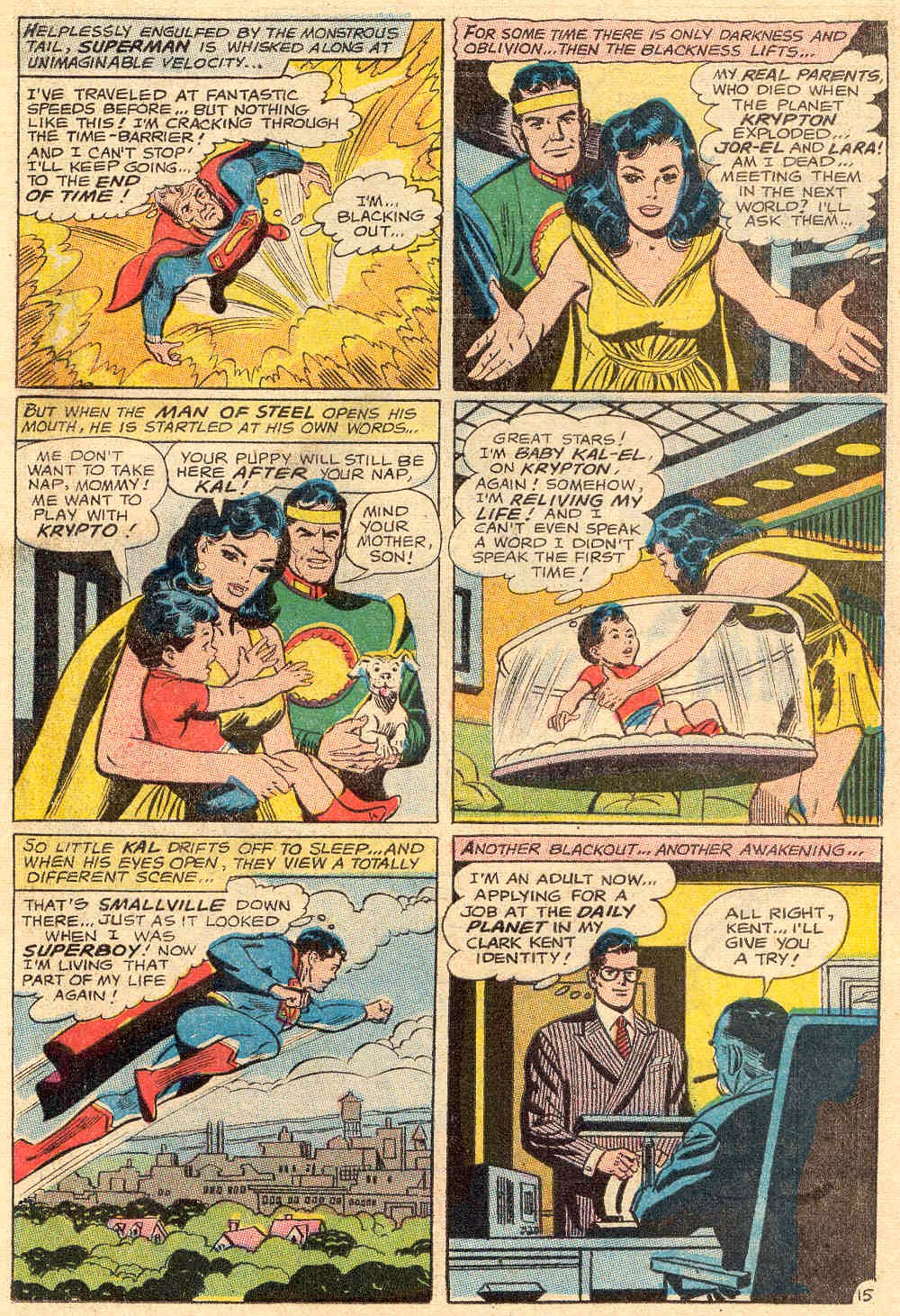 Read online Action Comics (1938) comic -  Issue #387 - 19