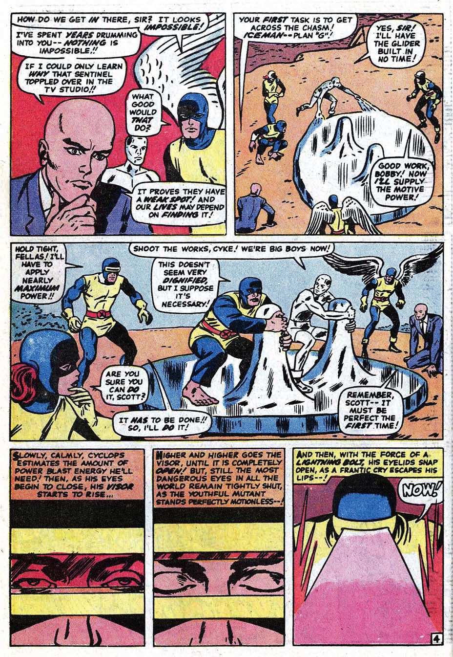 Uncanny X-Men (1963) 68 Page 29