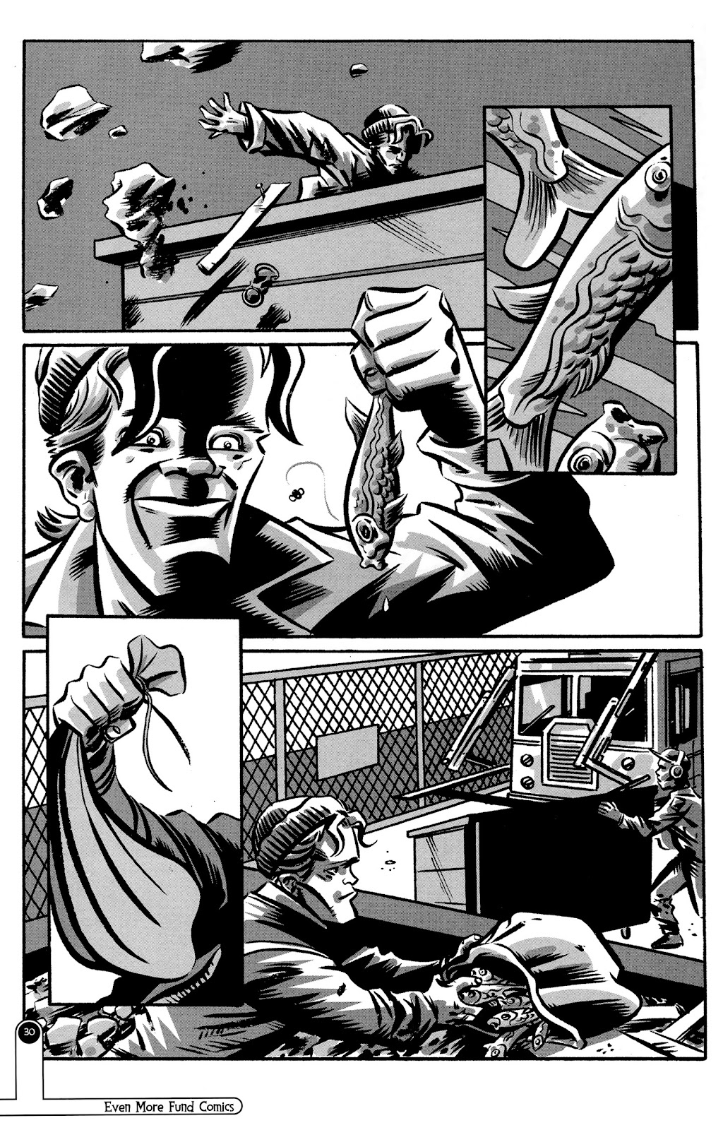 Read online Even More Fund Comics comic -  Issue # TPB (Part 1) - 30