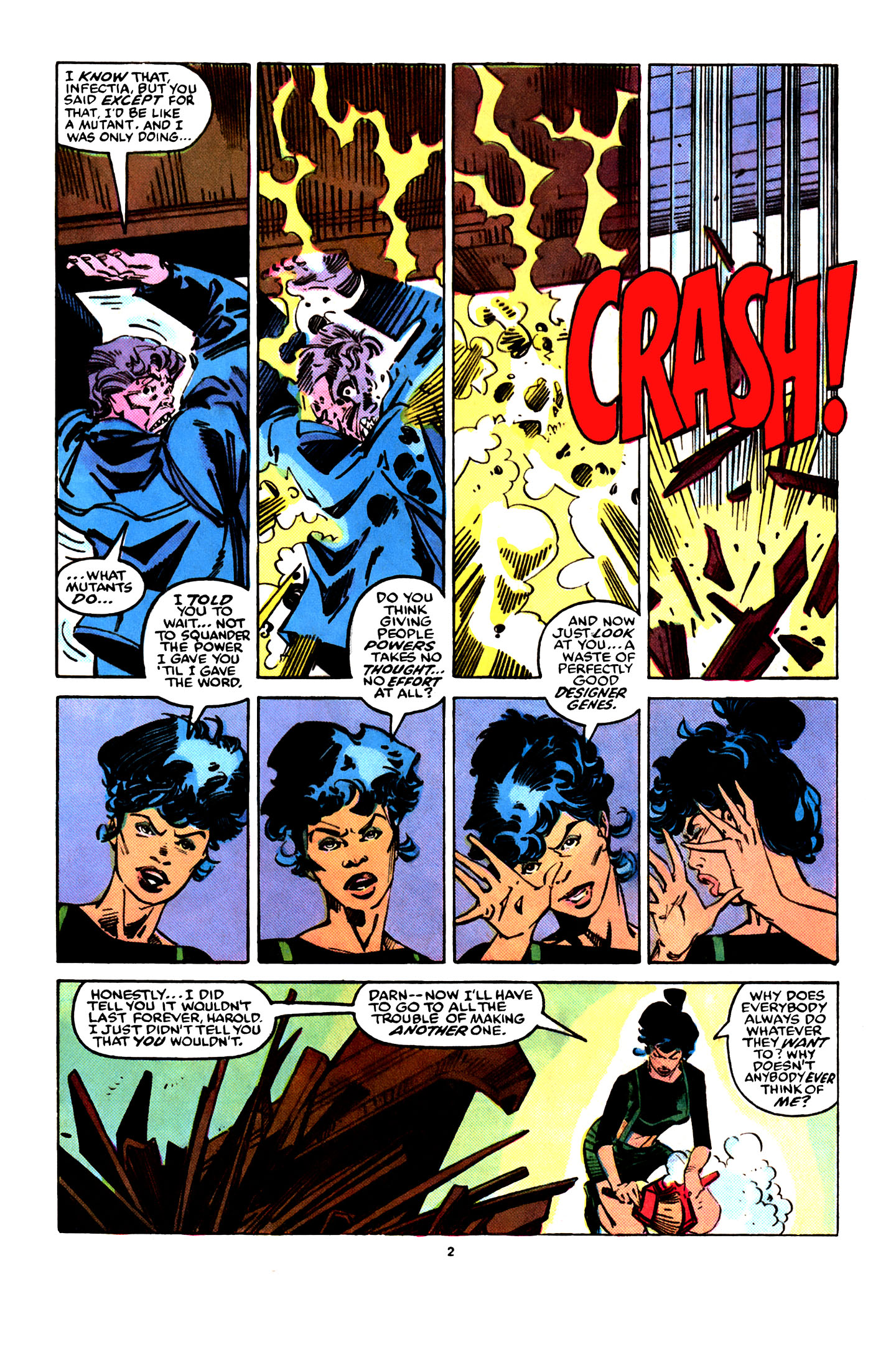 Read online X-Factor (1986) comic -  Issue #29 - 3
