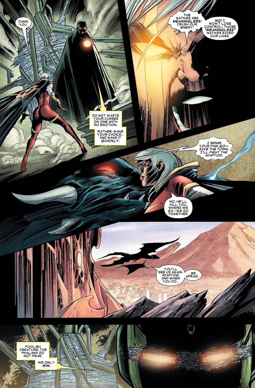 Annihilation: Conquest - Quasar issue 3 - Page 19