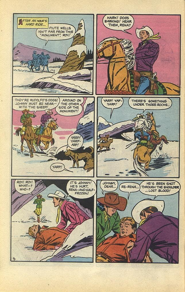 Read online Roy Rogers comic -  Issue #1 - 6
