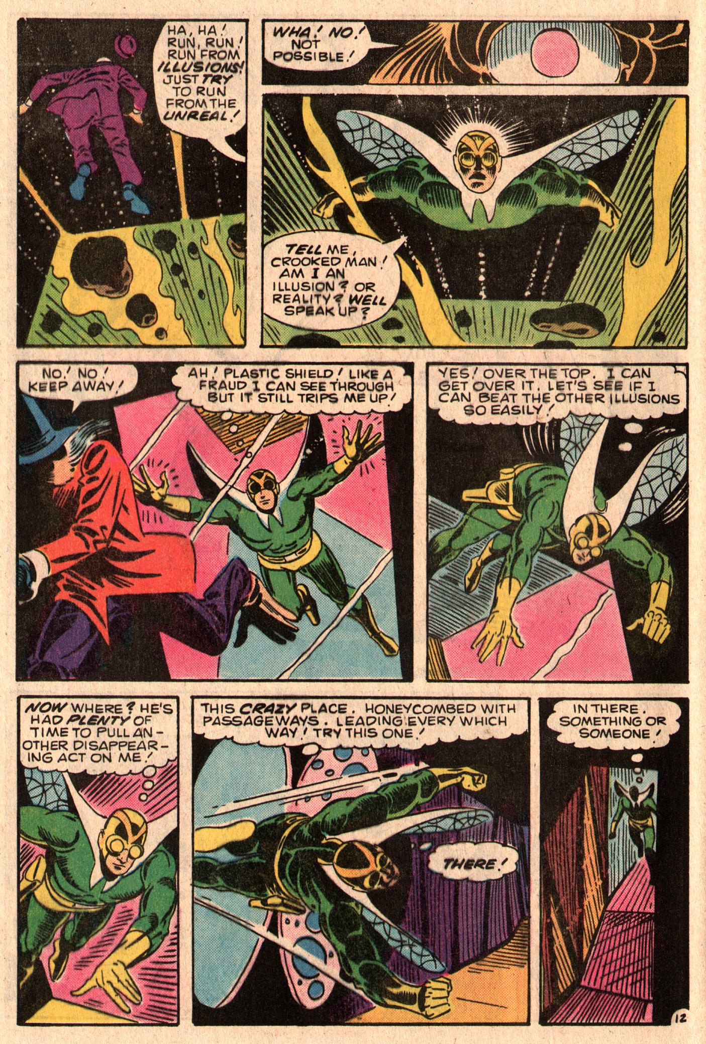 Read online The Fly (1983) comic -  Issue #6 - 16