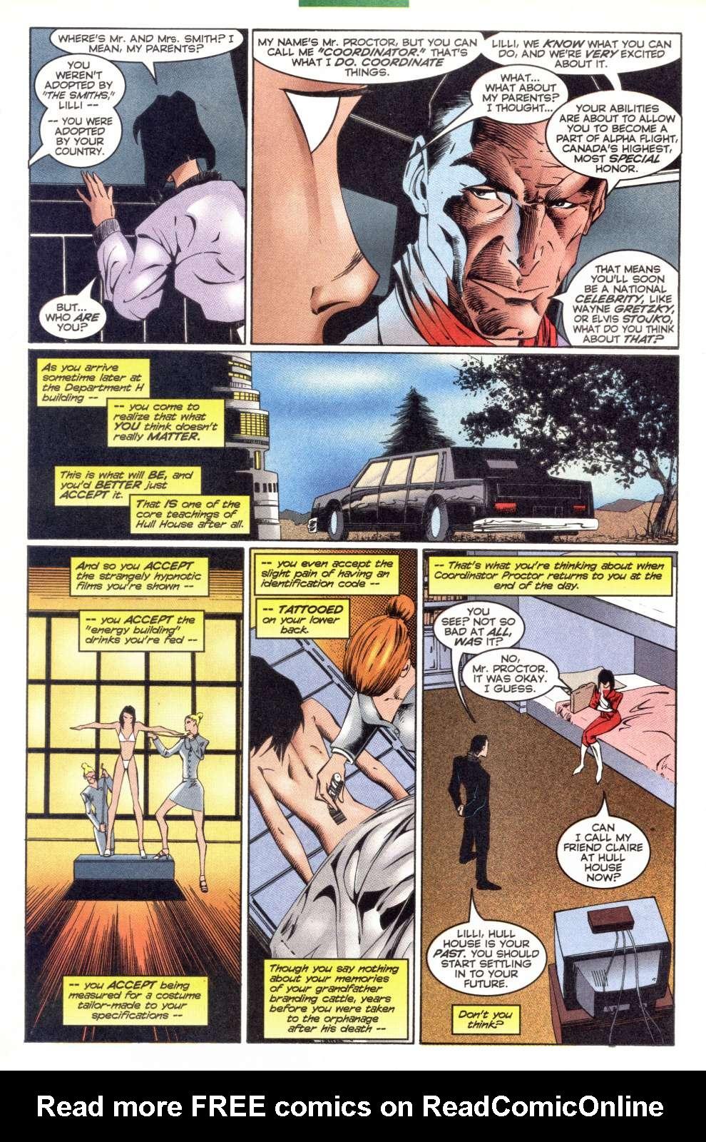 Read online Alpha Flight (1997) comic -  Issue #4 - 14