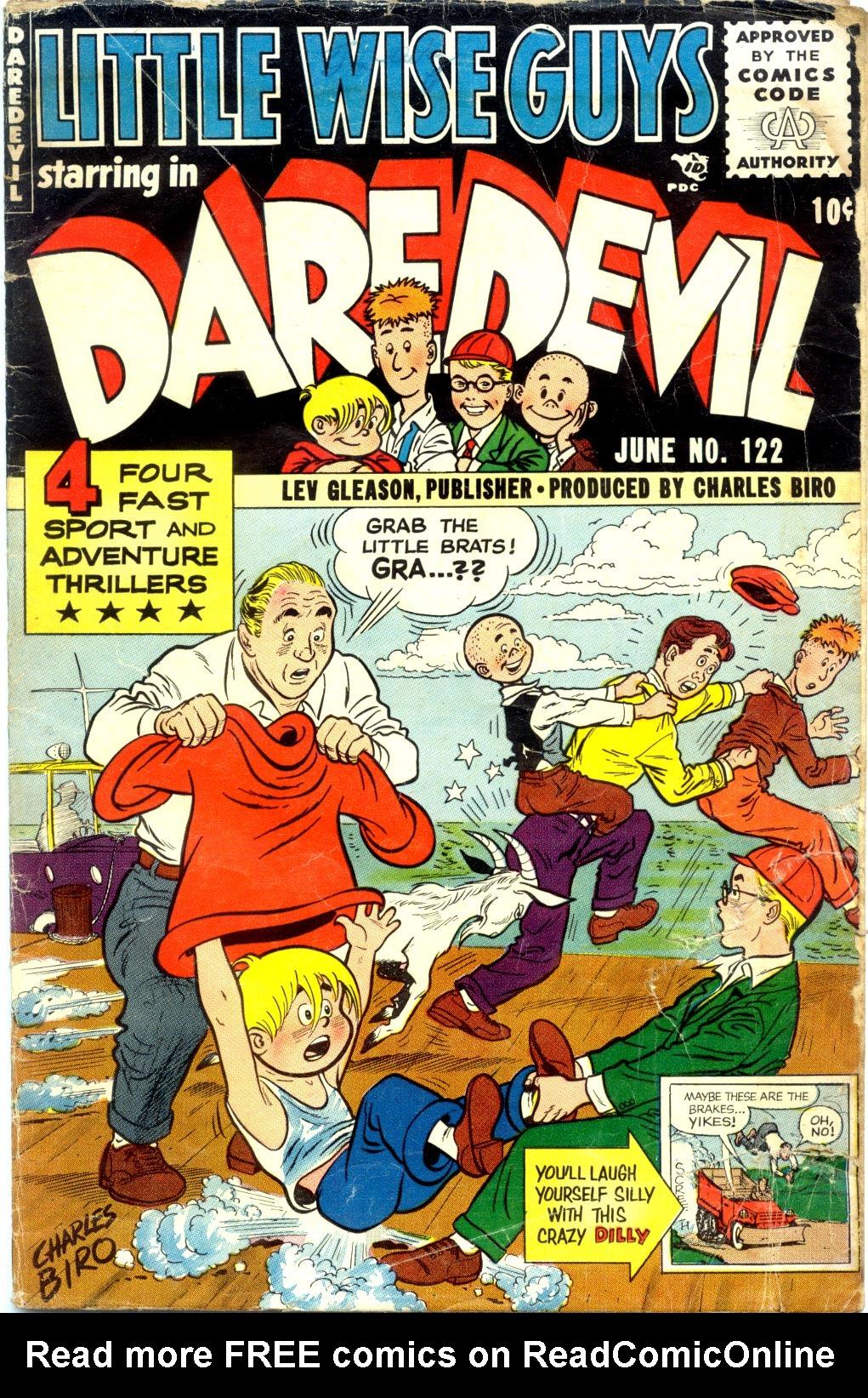 Daredevil (1941) 122 Page 1