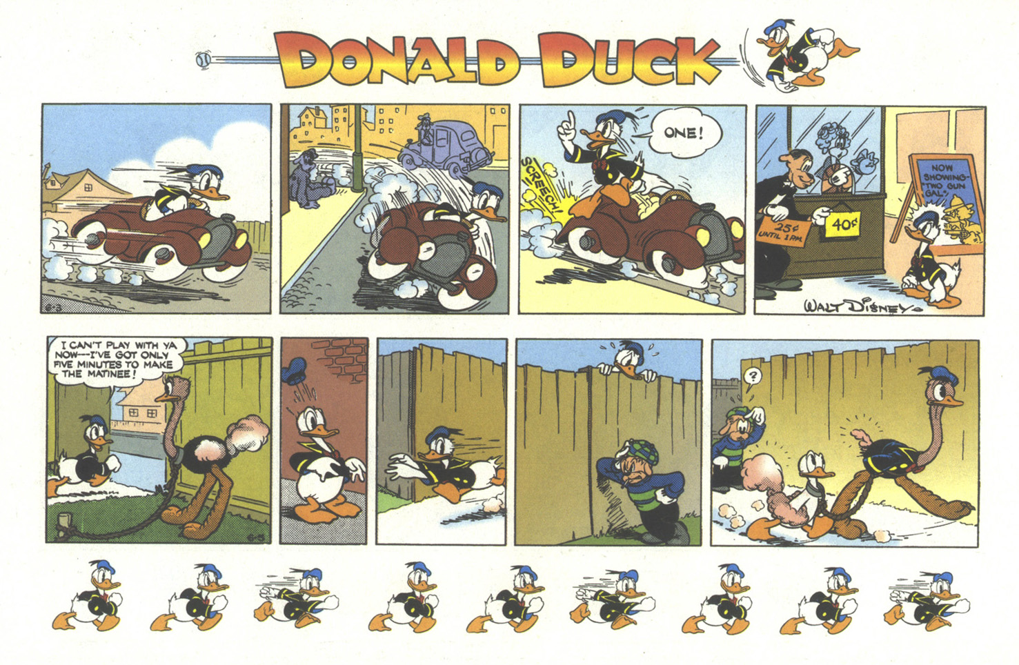 Walt Disney's Donald Duck (1986) issue 297 - Page 26