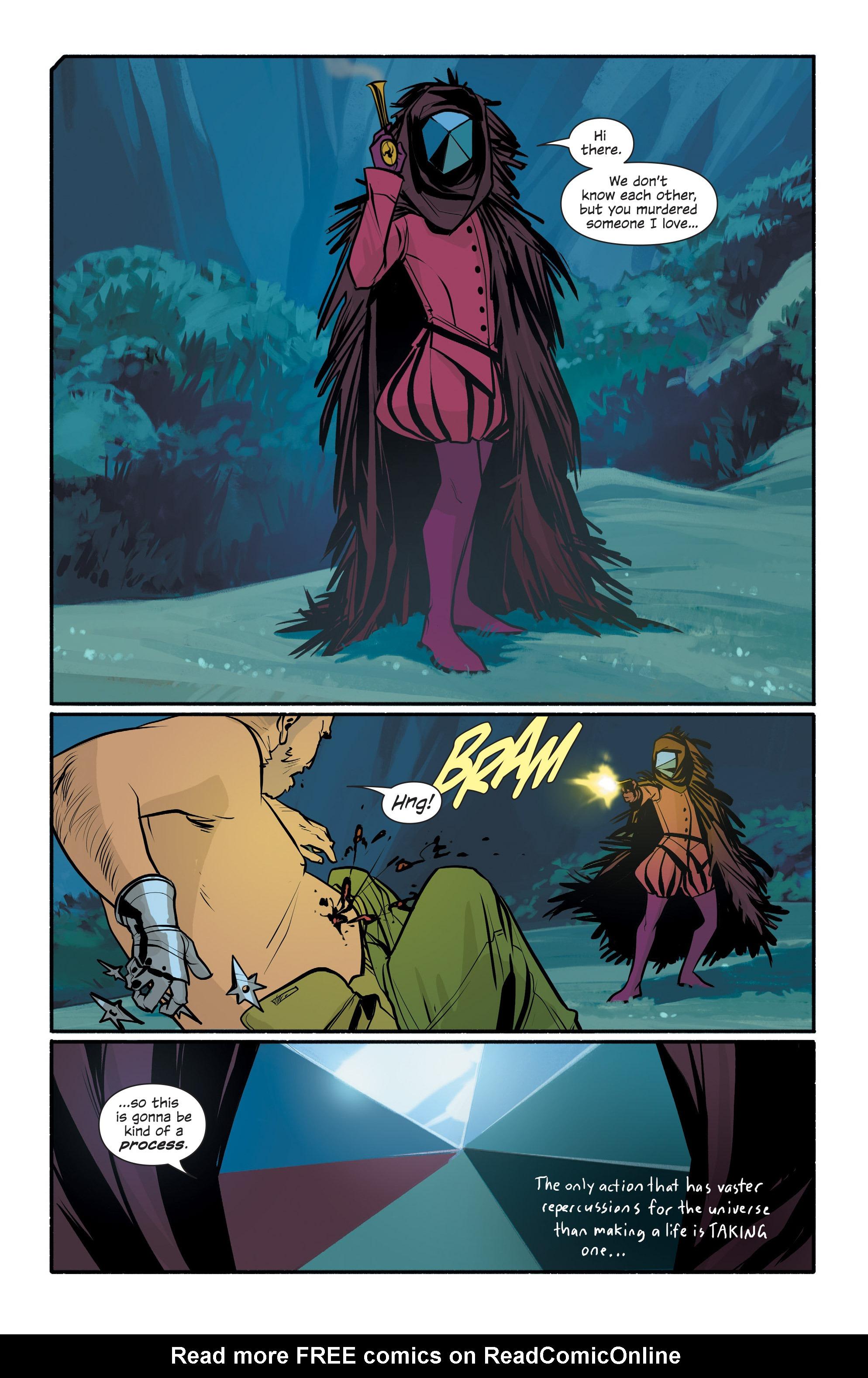 Read online Saga comic -  Issue #42 - 14