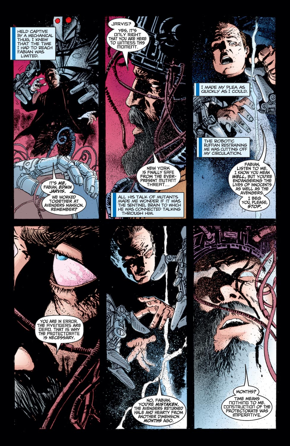 Avengers (1998) issue _Annual_1 - Page 30