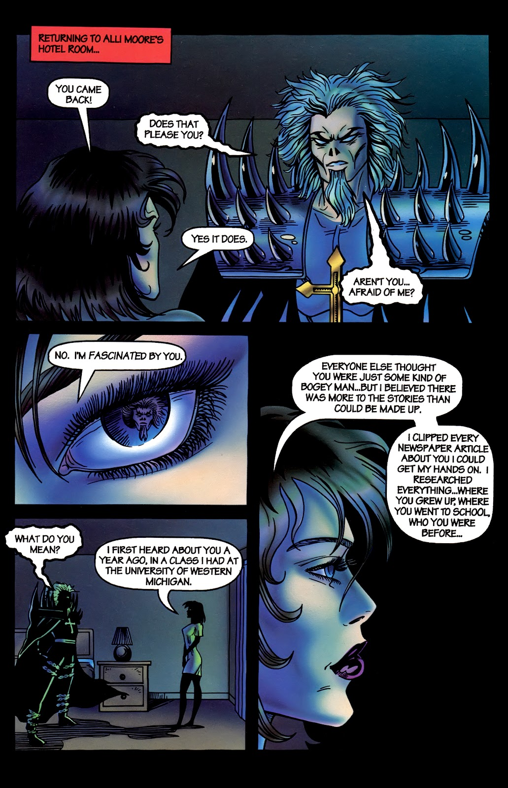 Read online Perg comic -  Issue #5 - 20