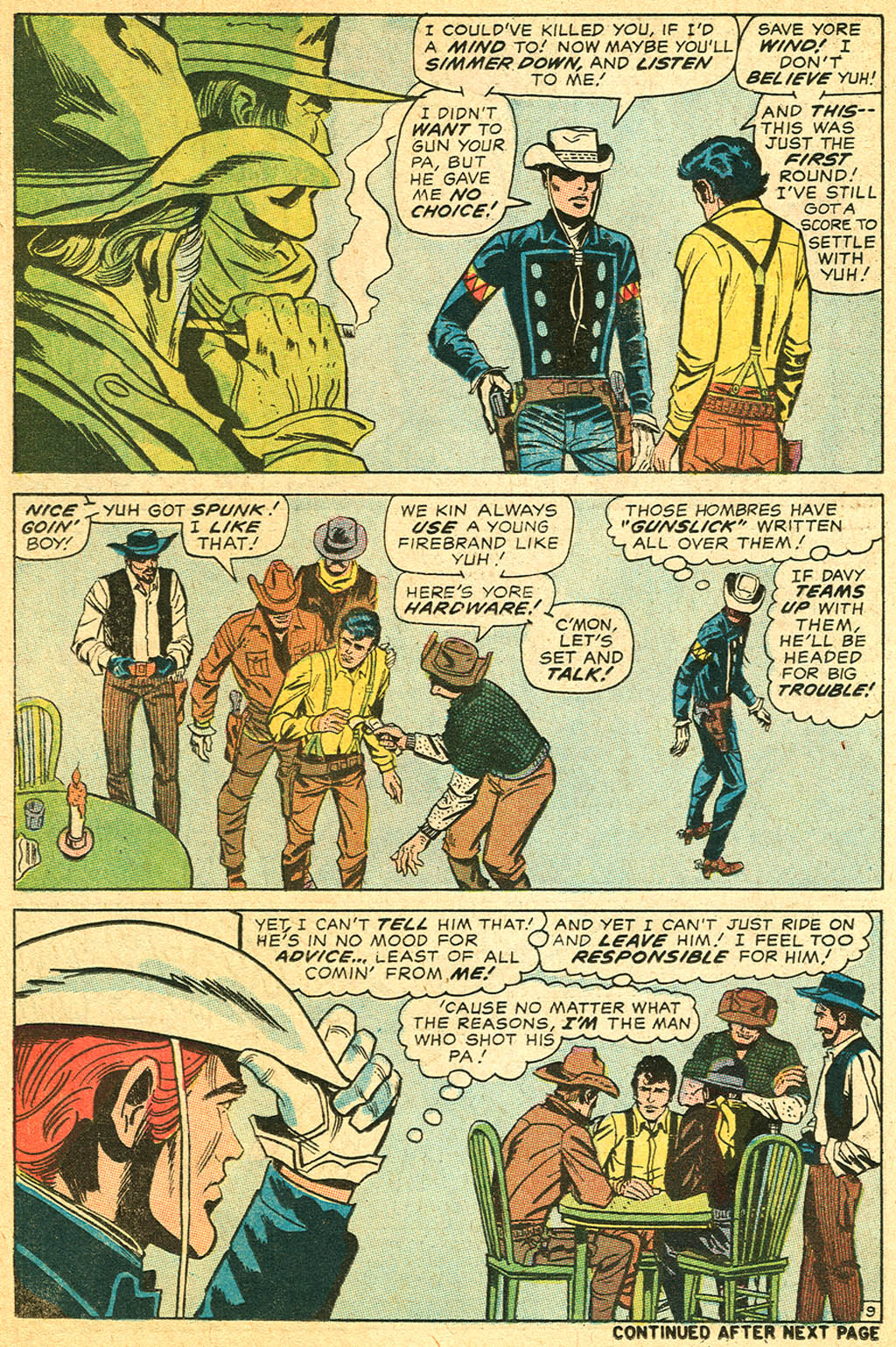 The Rawhide Kid (1955) 77 Page 13