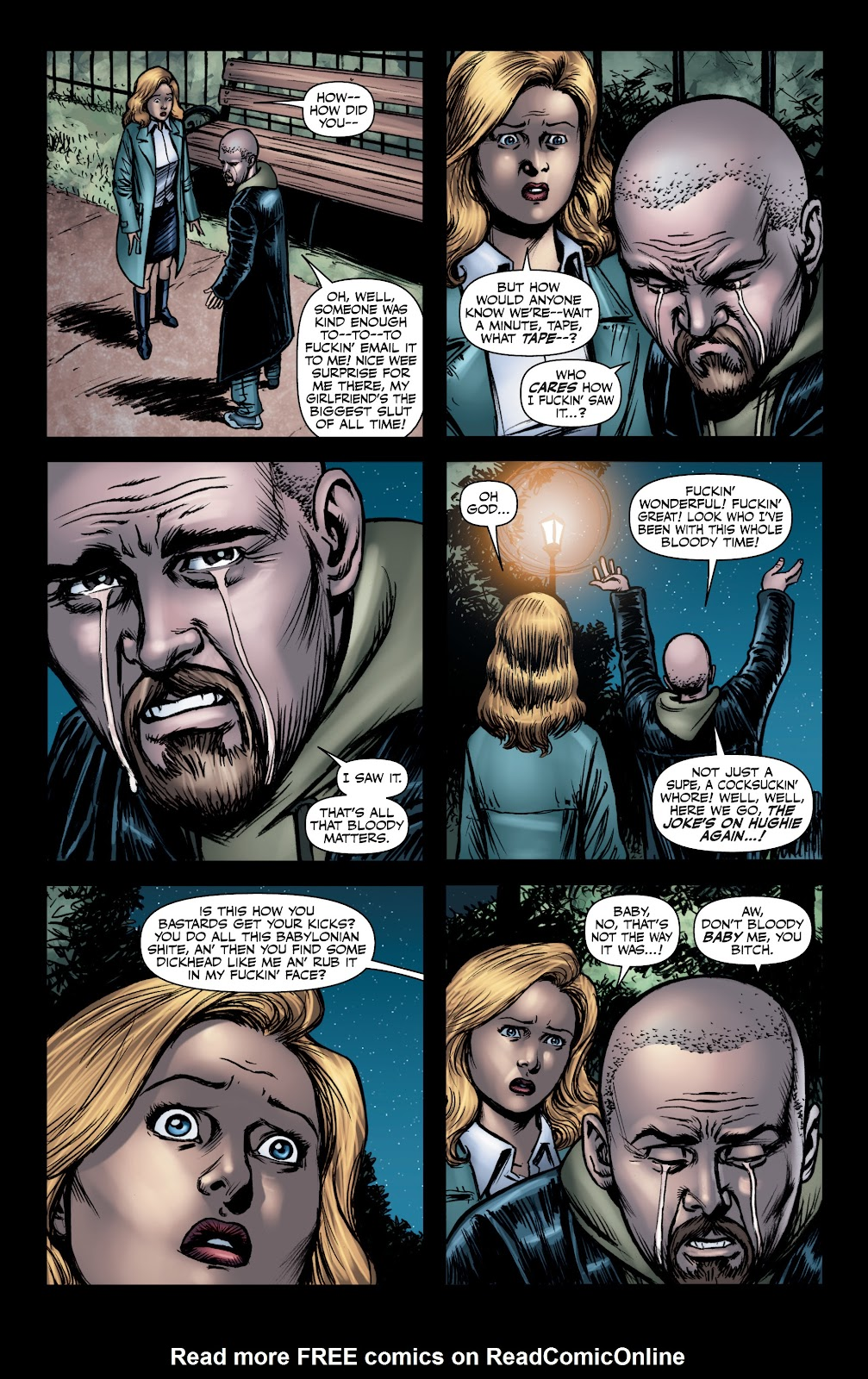 Read online The Boys Omnibus comic -  Issue # TPB 4 (Part 3) - 4